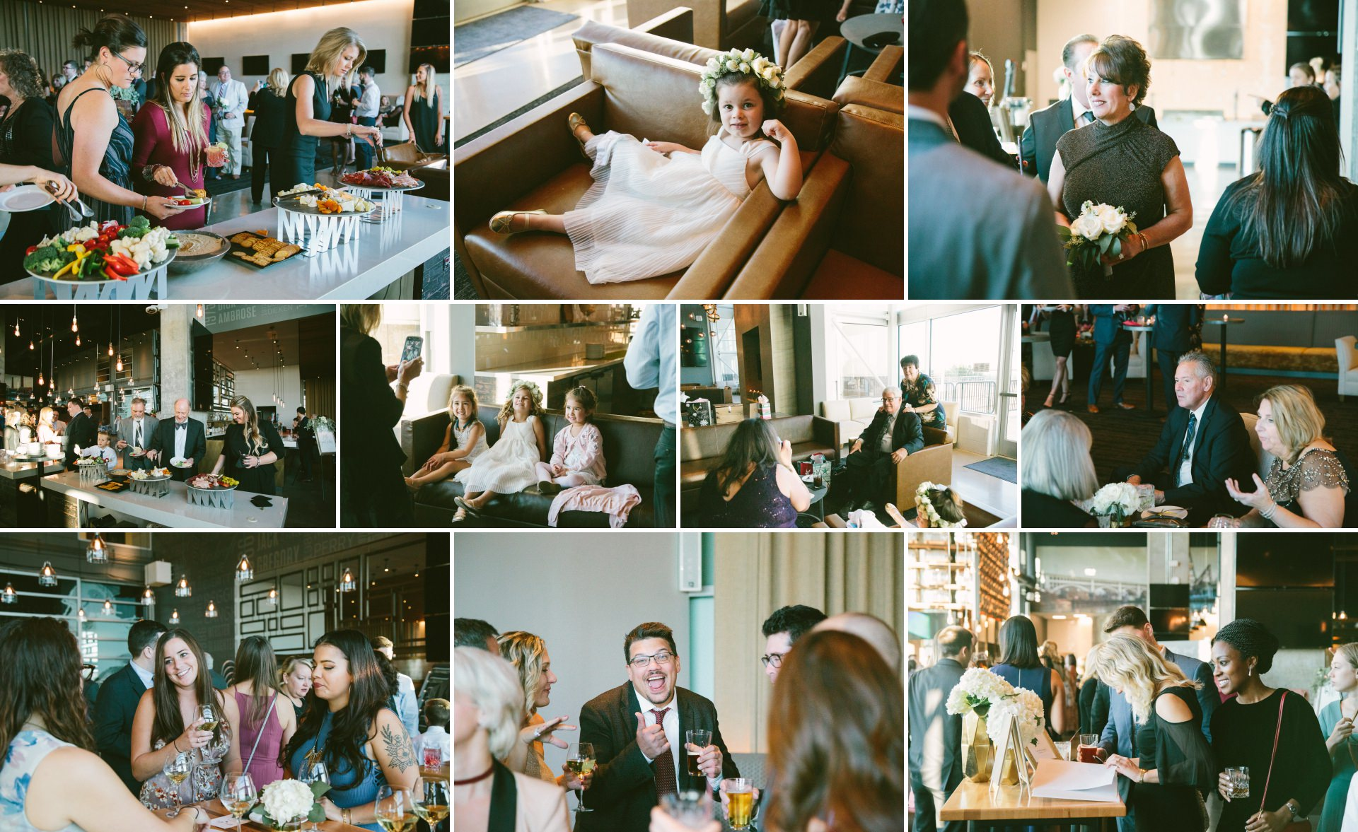 Browns First Energy Stadium Draft Room Wedding Photos 3 9.jpg