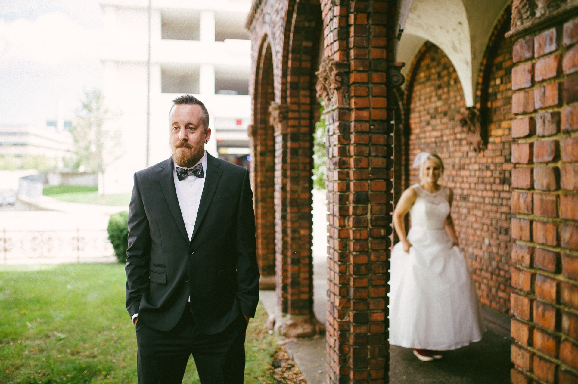 Goldhorn Brewery Wedding Photos in Cleveland 1 25.jpg
