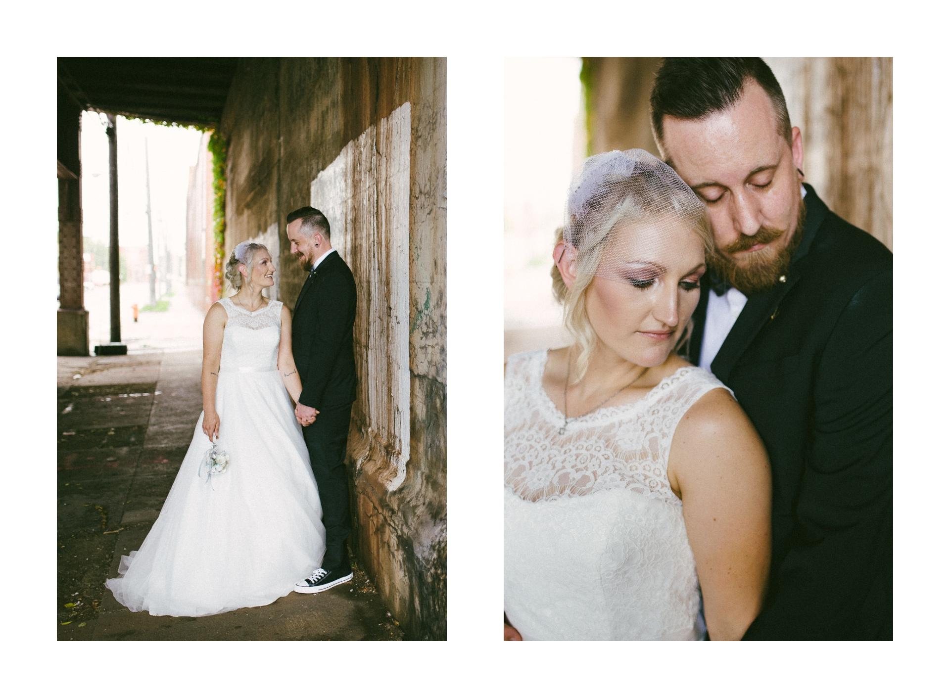 Goldhorn Brewery Wedding Photos in Cleveland 2 3.jpg