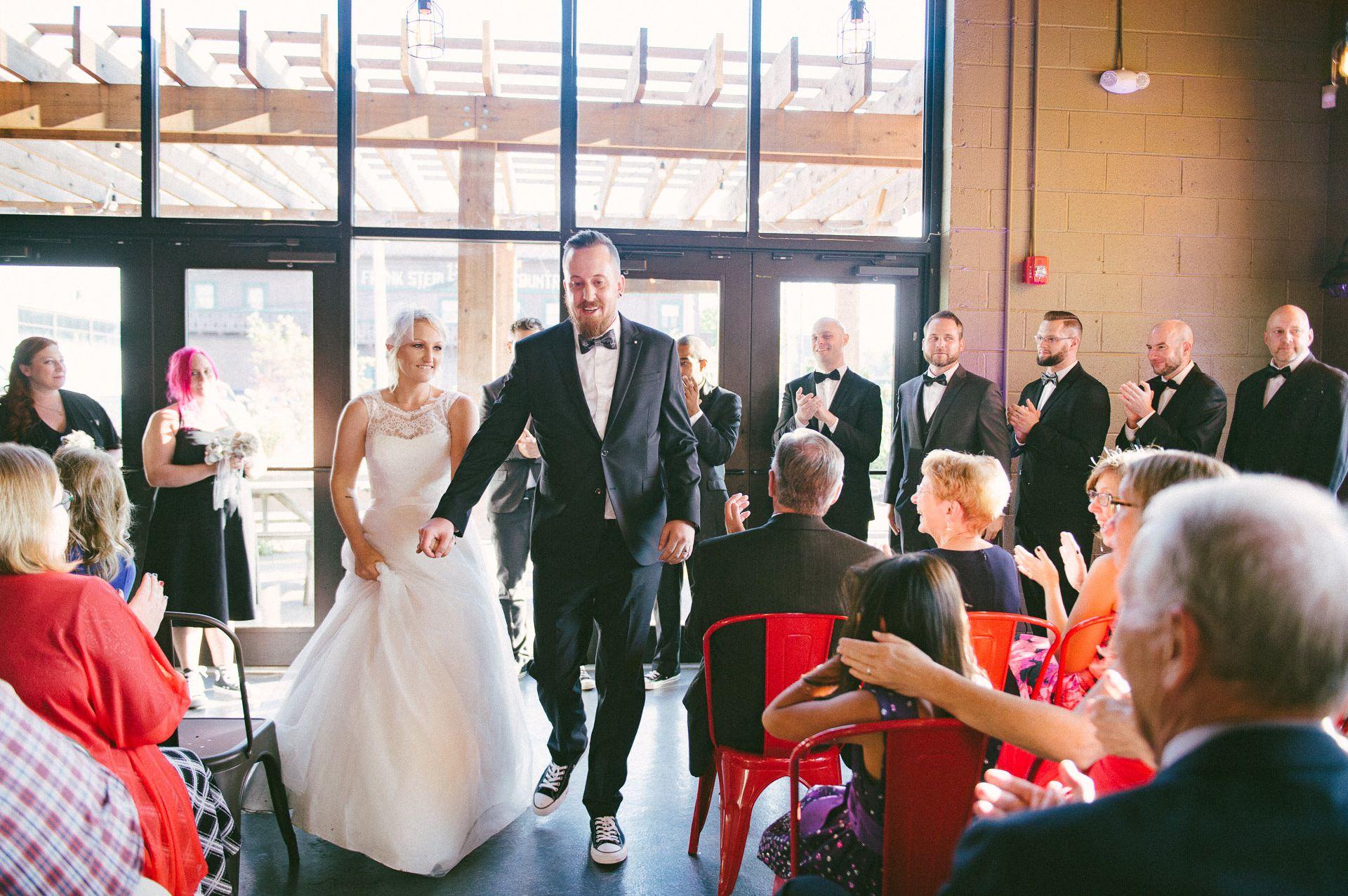 Goldhorn Brewery Wedding Photos in Cleveland 2 20.jpg