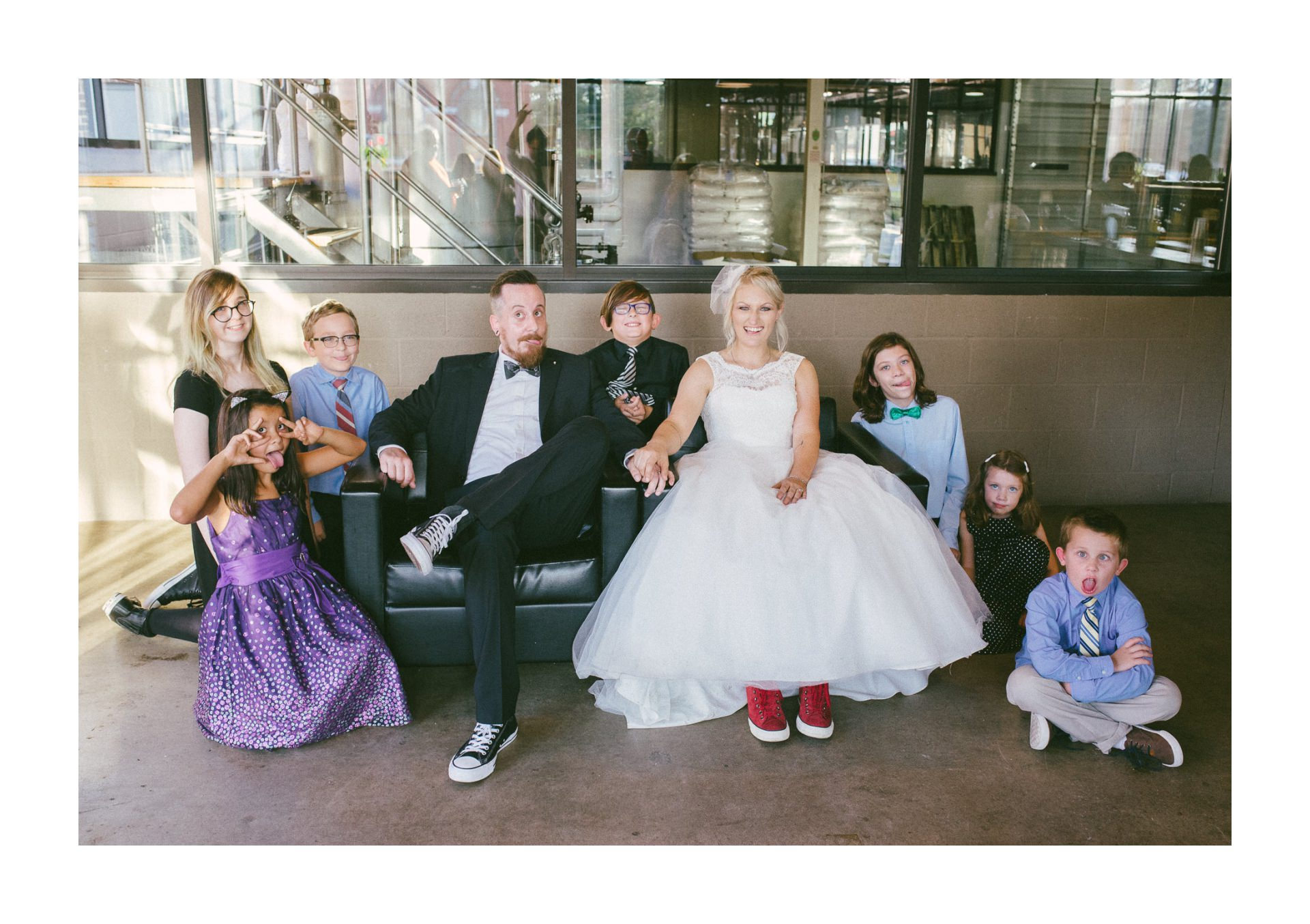 Goldhorn Brewery Wedding Photos in Cleveland 2 27.jpg