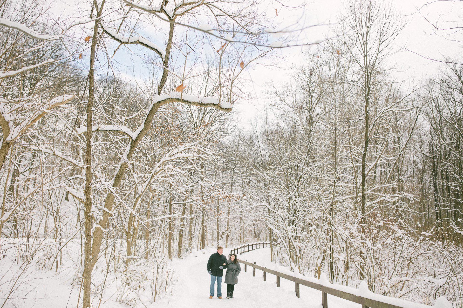 Winter Engagement Photos in Cleveland Ohio 1.jpg
