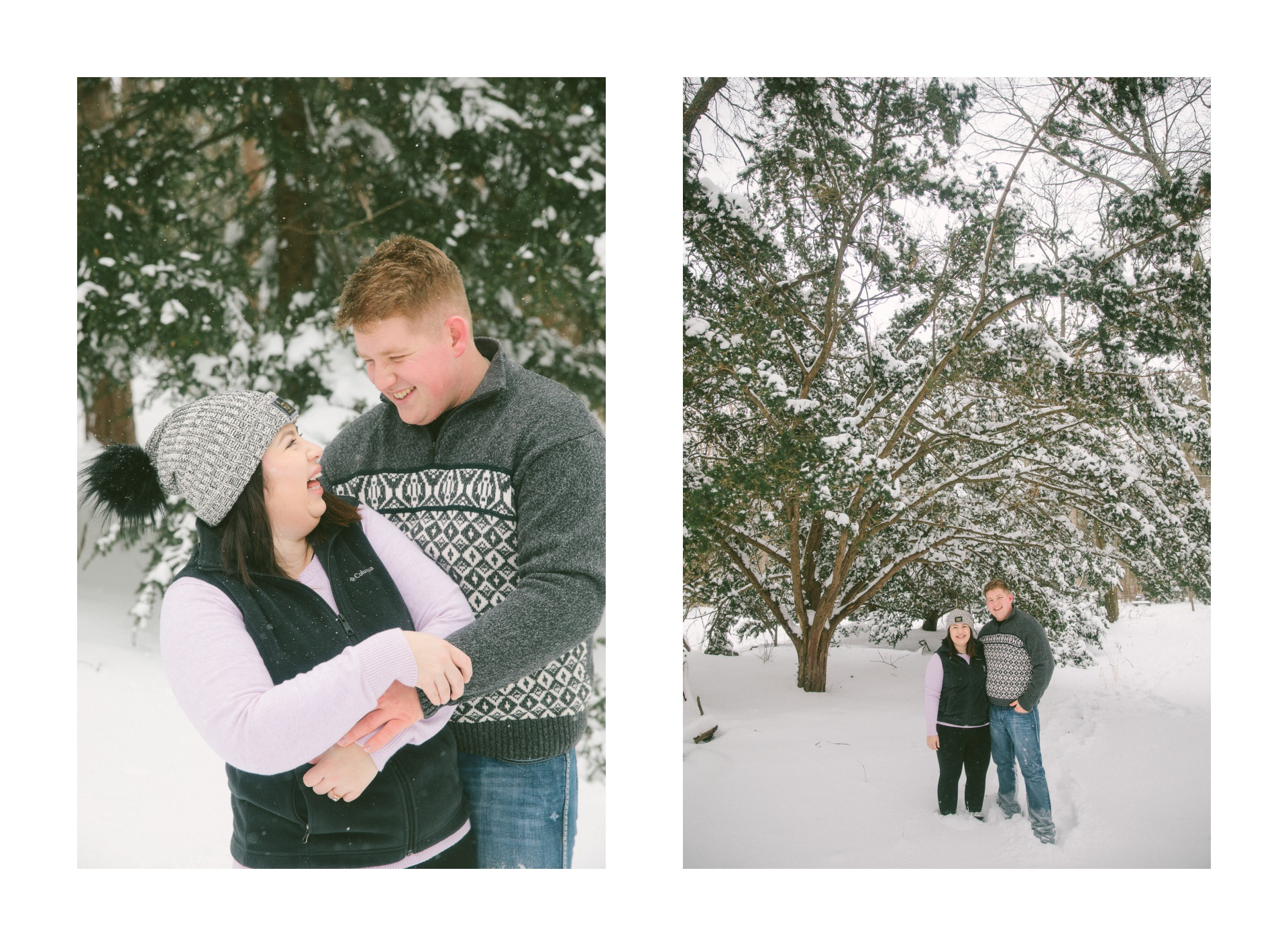 Winter Engagement Photos in Cleveland Ohio 13.jpg