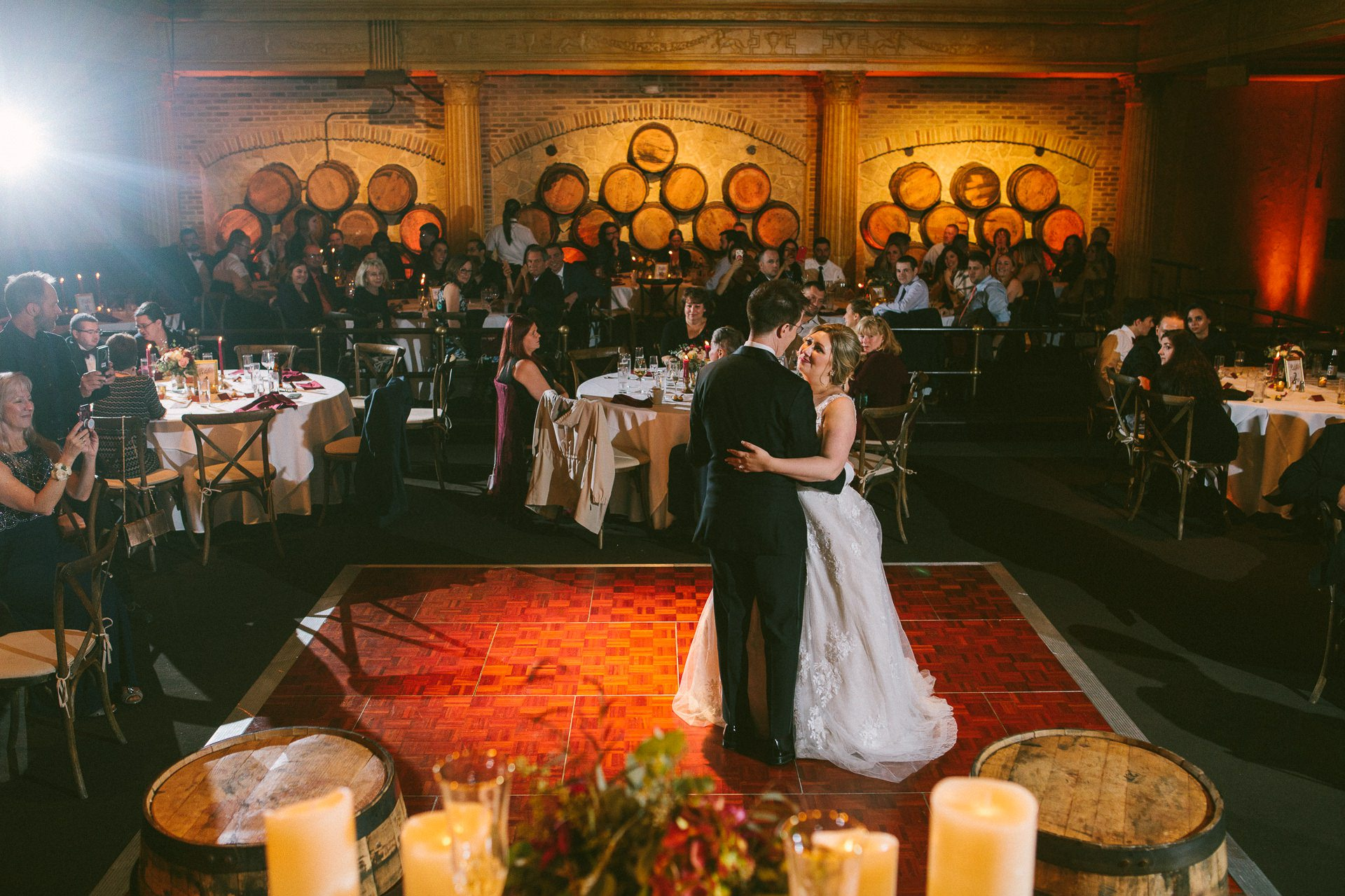 Cibreo Privato Wedding at Playhouse Square in Cleveland 2 21.jpg