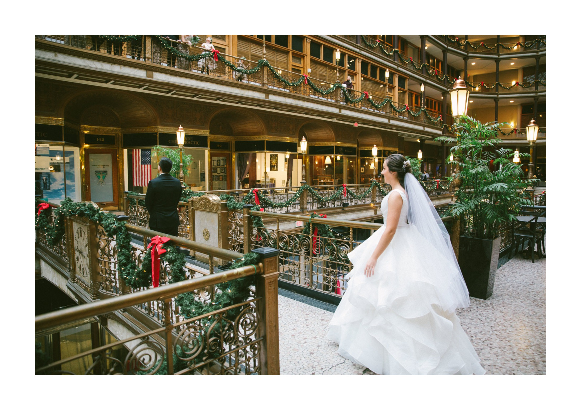 Hyatt Old Arcade Wedding Photographer in Cleveland 1 22.jpg