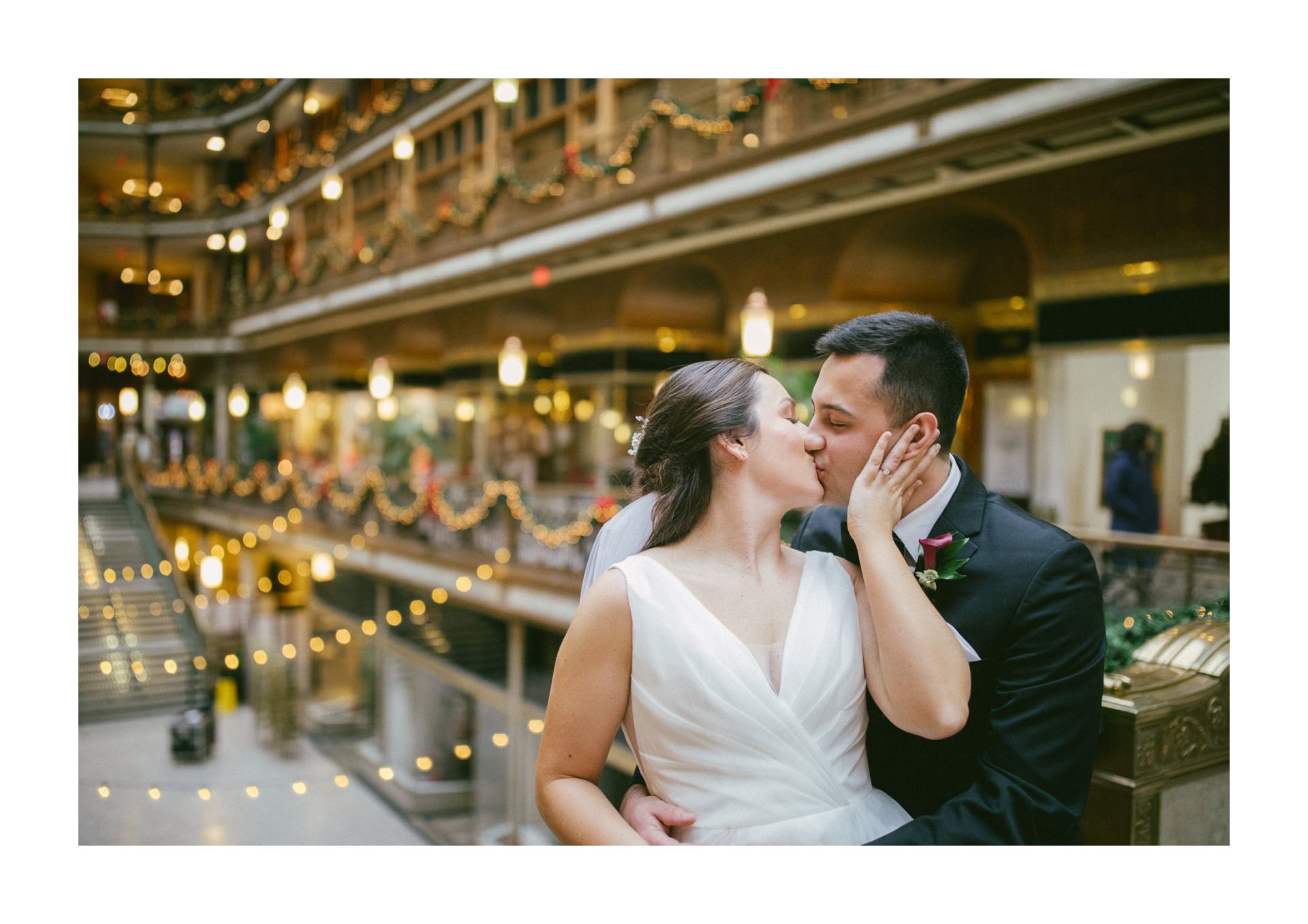 Hyatt Old Arcade Wedding Photographer in Cleveland 1 28.jpg