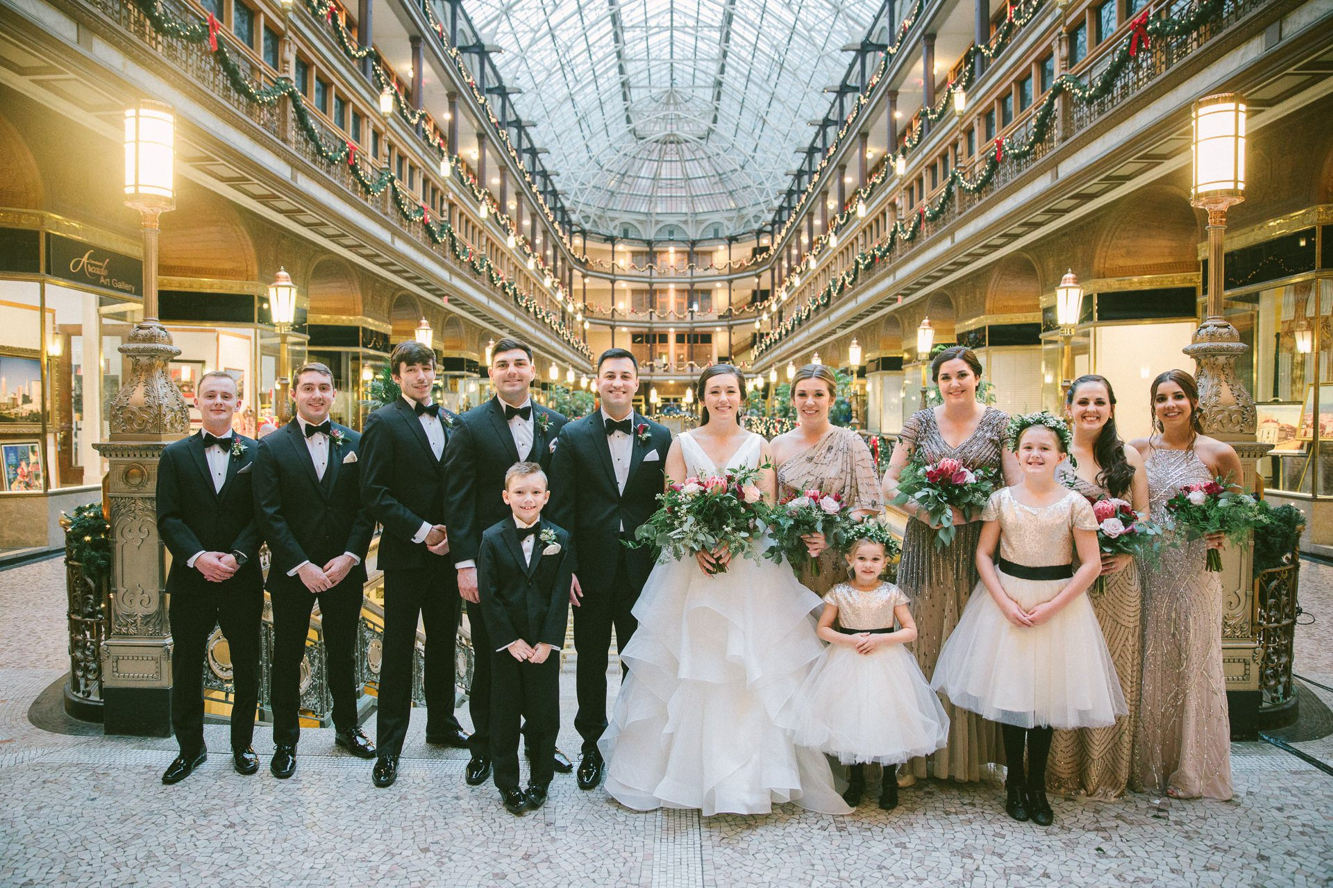 Hyatt Old Arcade Wedding Photographer in Cleveland 1 30.jpg
