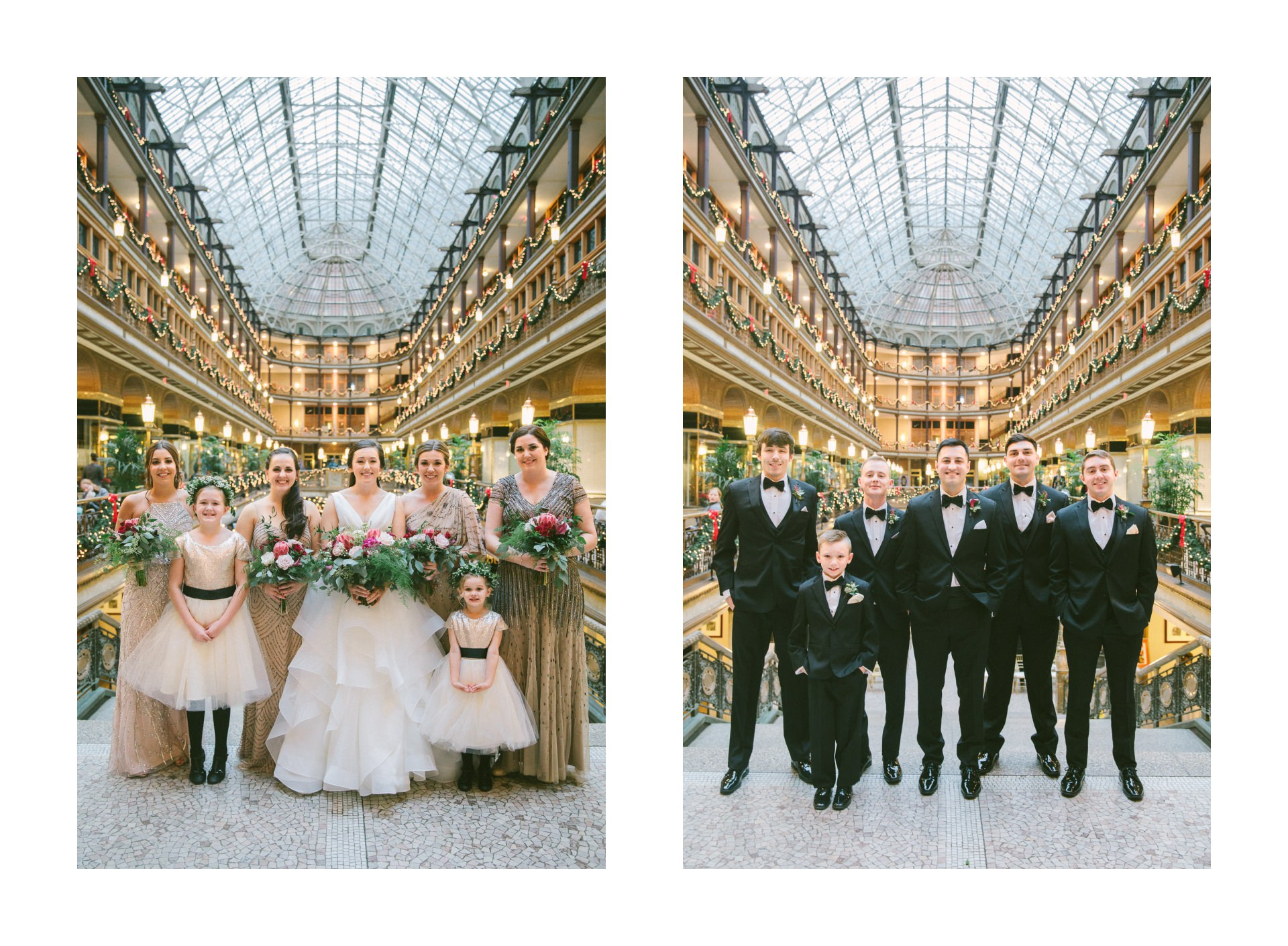 Hyatt Old Arcade Wedding Photographer in Cleveland 1 31.jpg