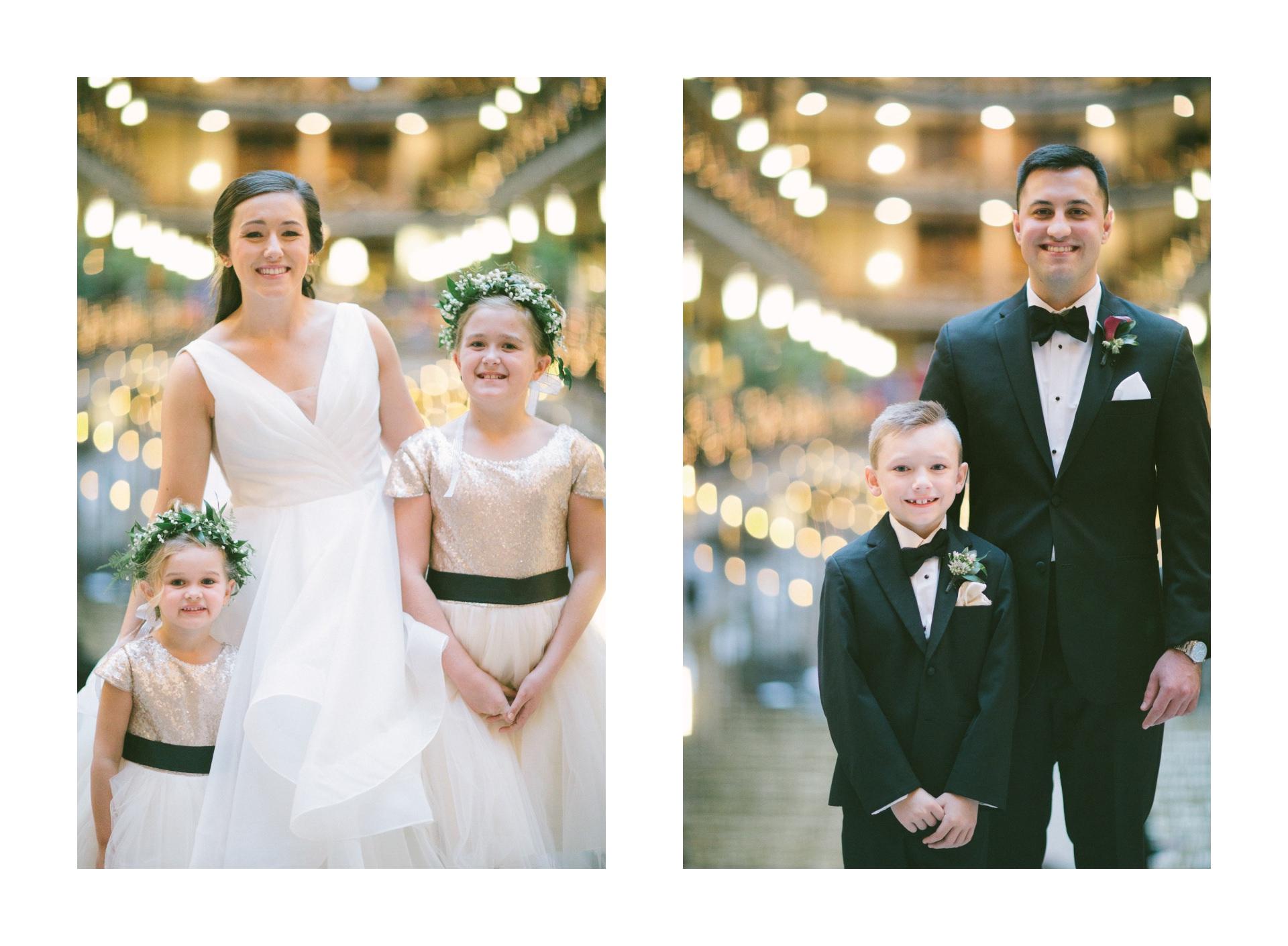 Hyatt Old Arcade Wedding Photographer in Cleveland 1 32.jpg