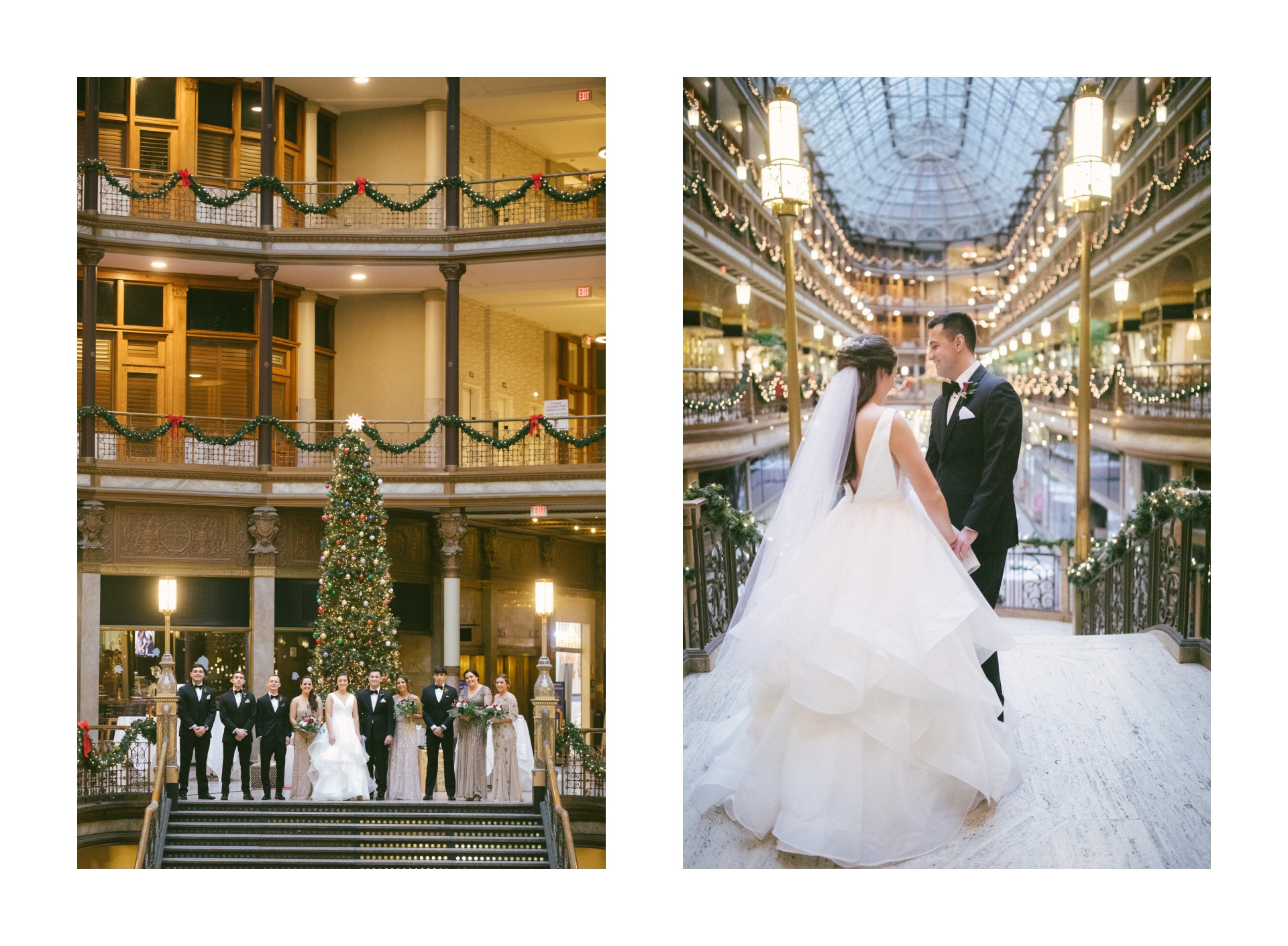 Hyatt Old Arcade Wedding Photographer in Cleveland 1 38.jpg