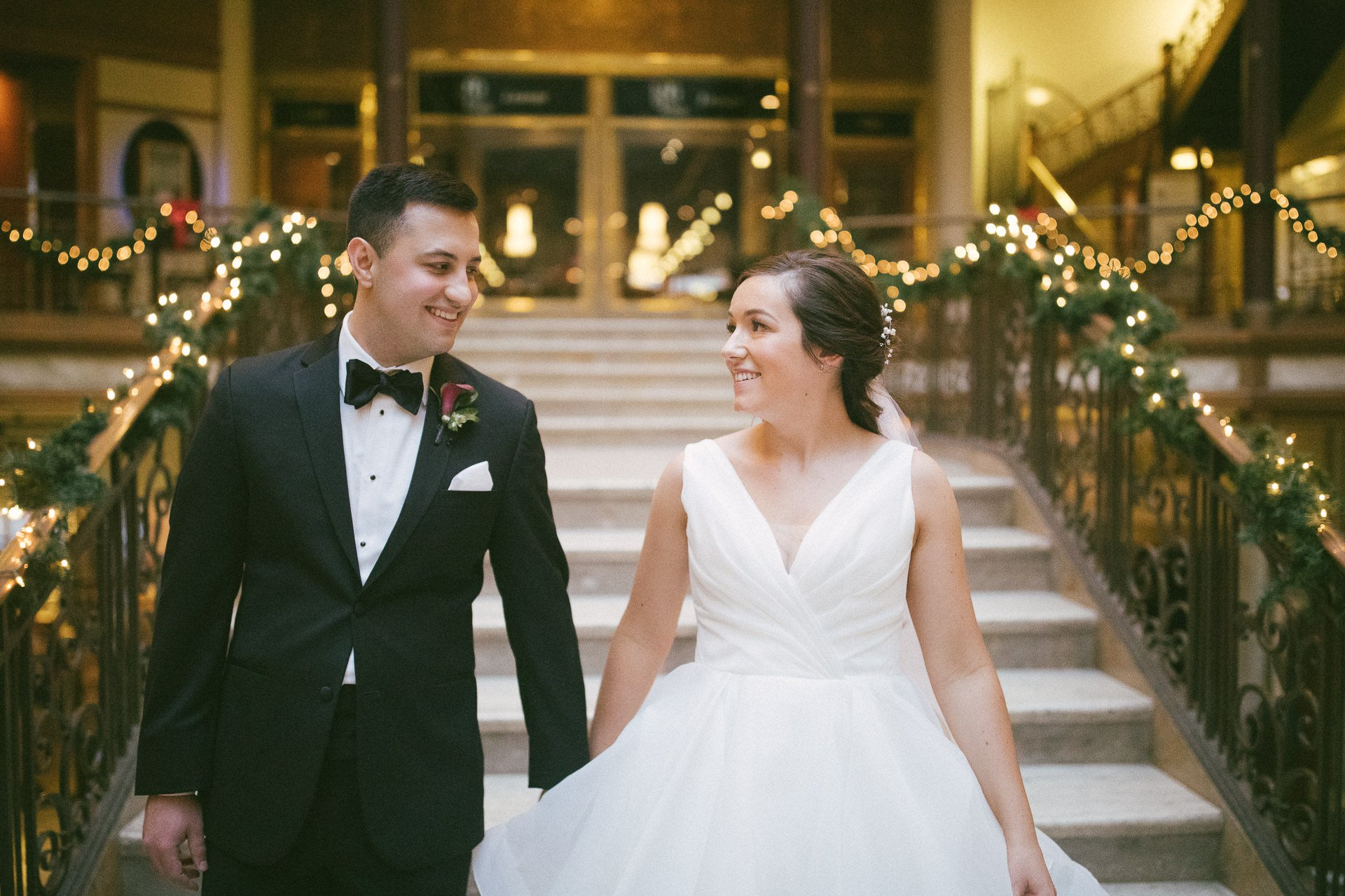 Hyatt Old Arcade Wedding Photographer in Cleveland 1 45.jpg