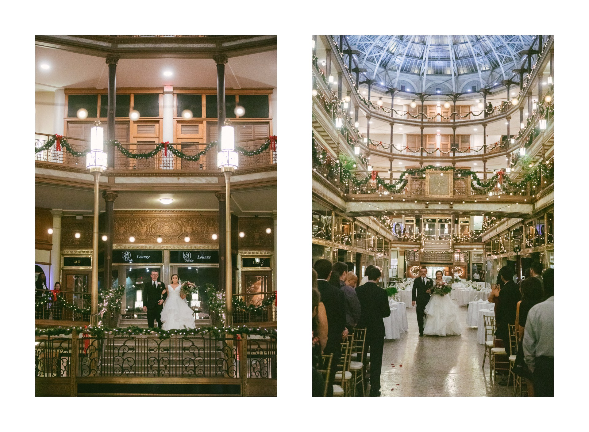Hyatt Old Arcade Wedding Photographer in Cleveland 1 48.jpg