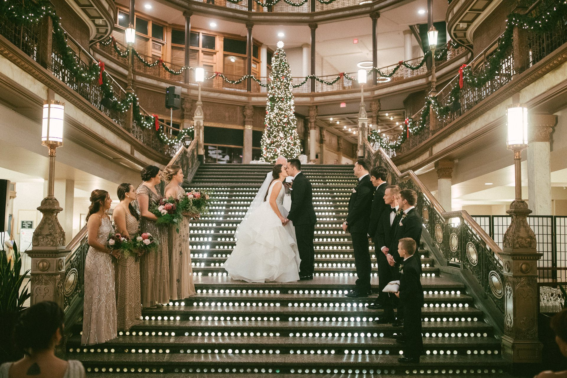 Hyatt Old Arcade Wedding Photographer in Cleveland 2 4.jpg