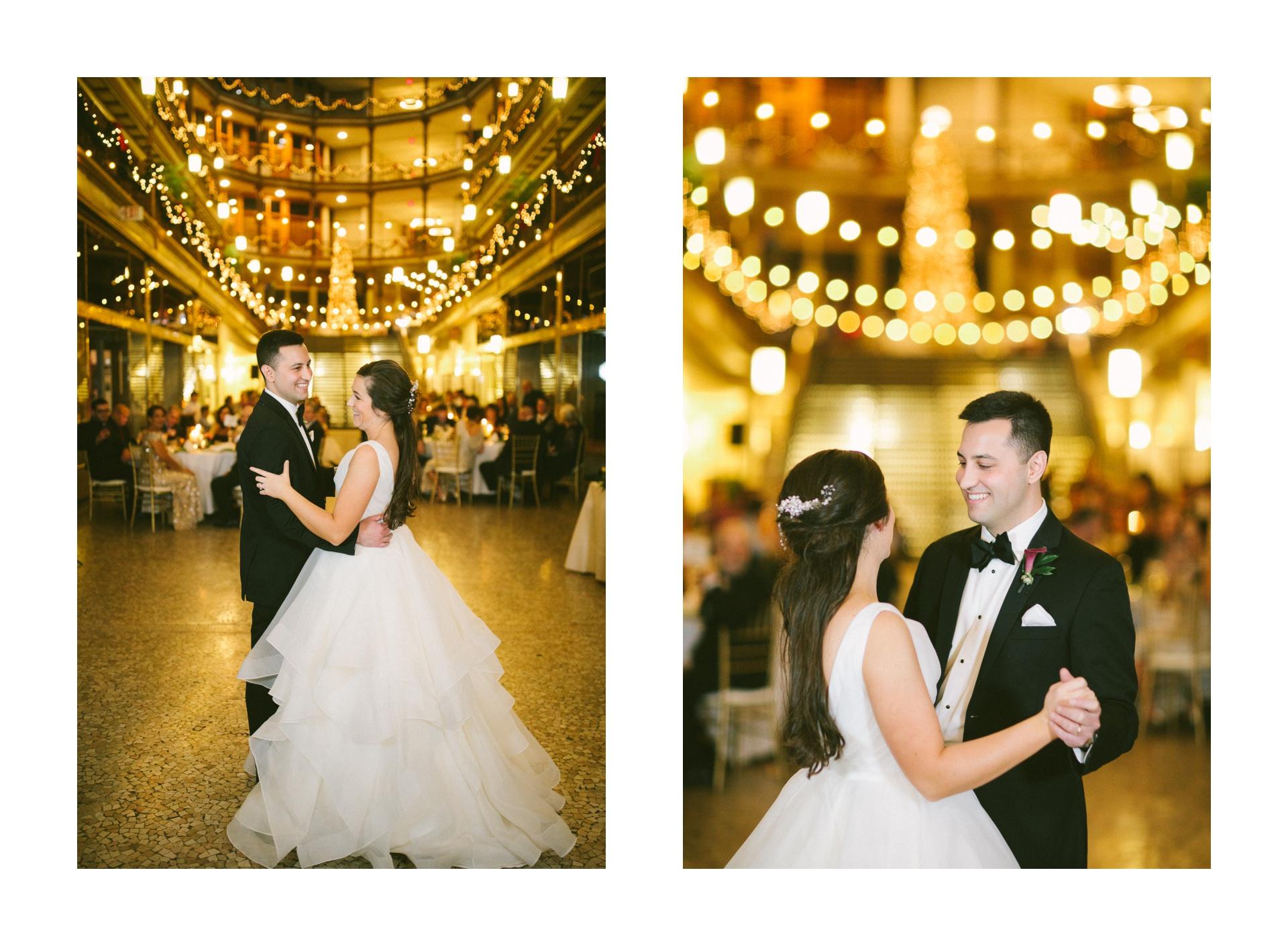 Hyatt Old Arcade Wedding Photographer in Cleveland 2 16.jpg