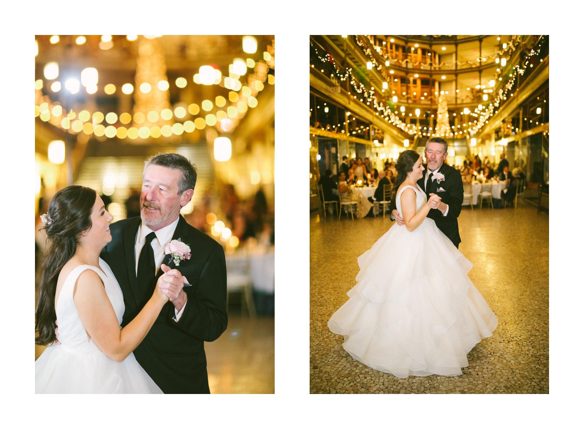 Hyatt Old Arcade Wedding Photographer in Cleveland 2 21.jpg