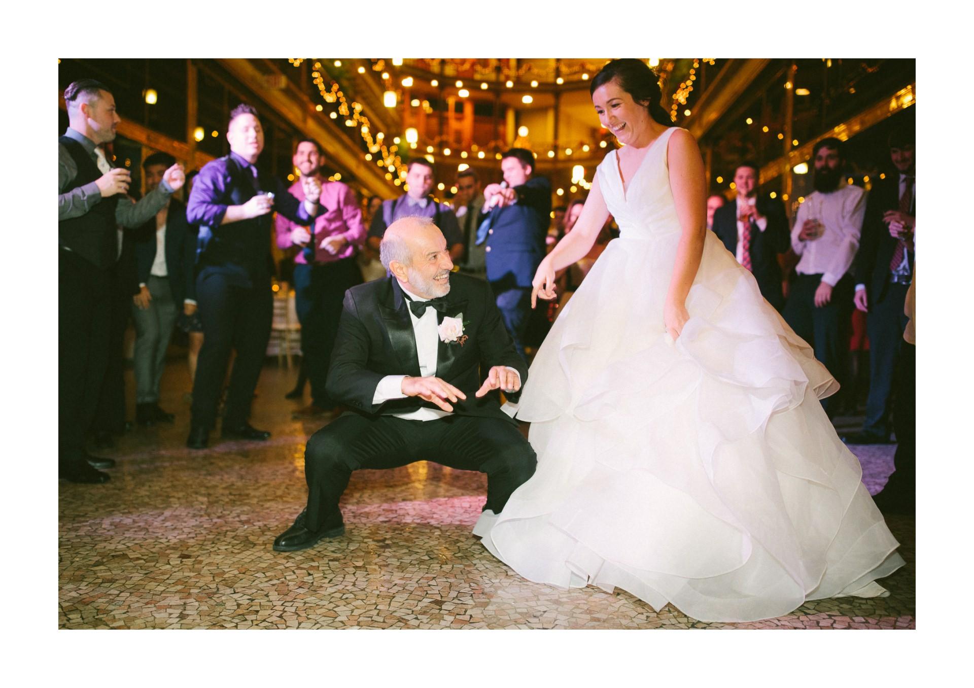 Hyatt Old Arcade Wedding Photographer in Cleveland 2 26.jpg