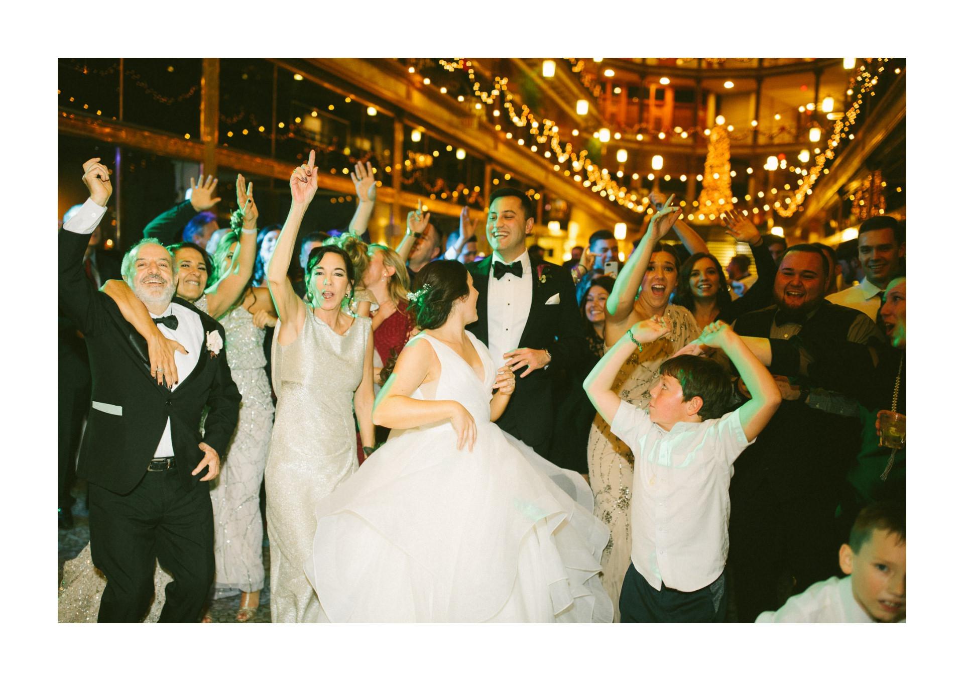 Hyatt Old Arcade Wedding Photographer in Cleveland 2 28.jpg