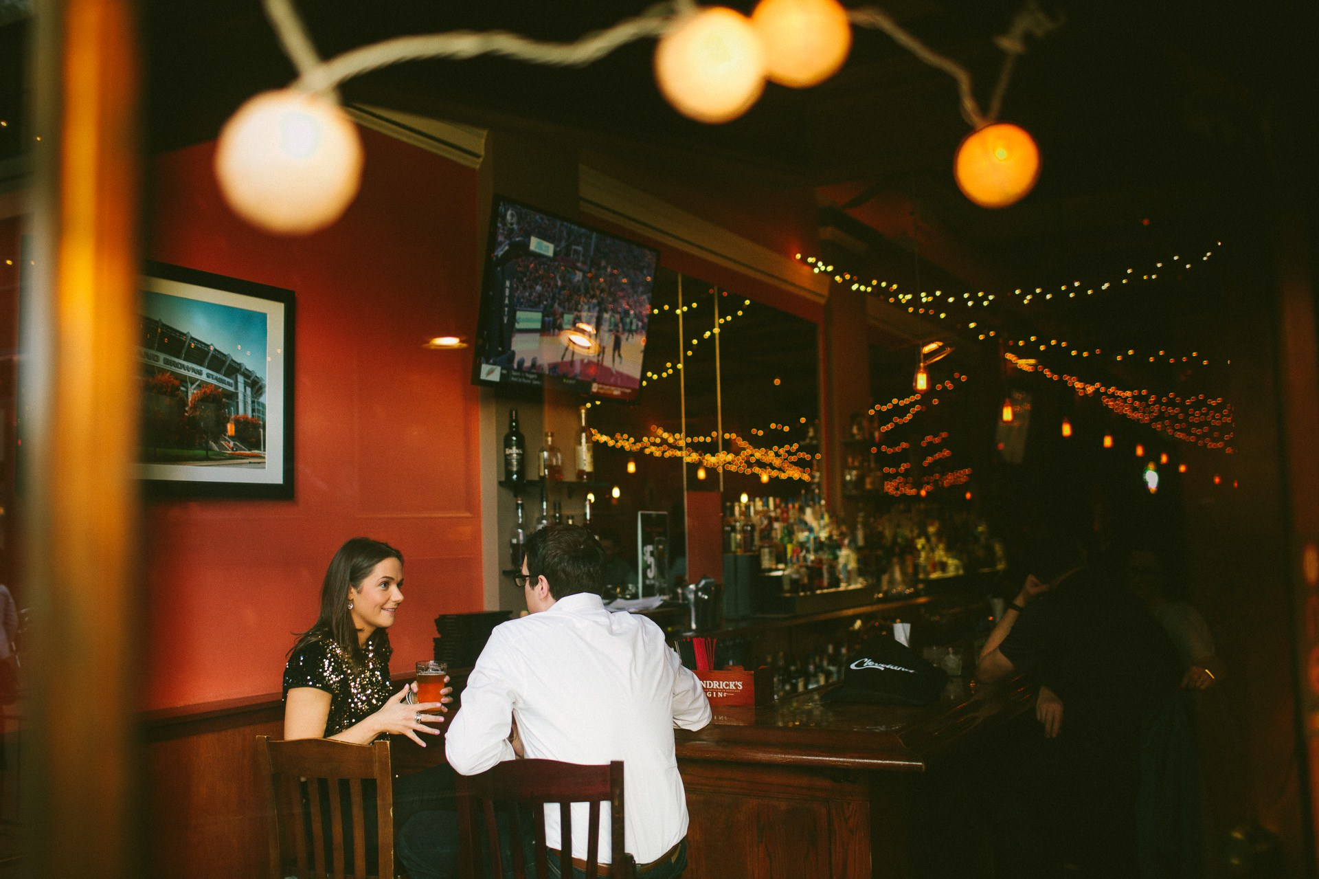 Cleveland Engagement Session on East Fourth 1.jpg
