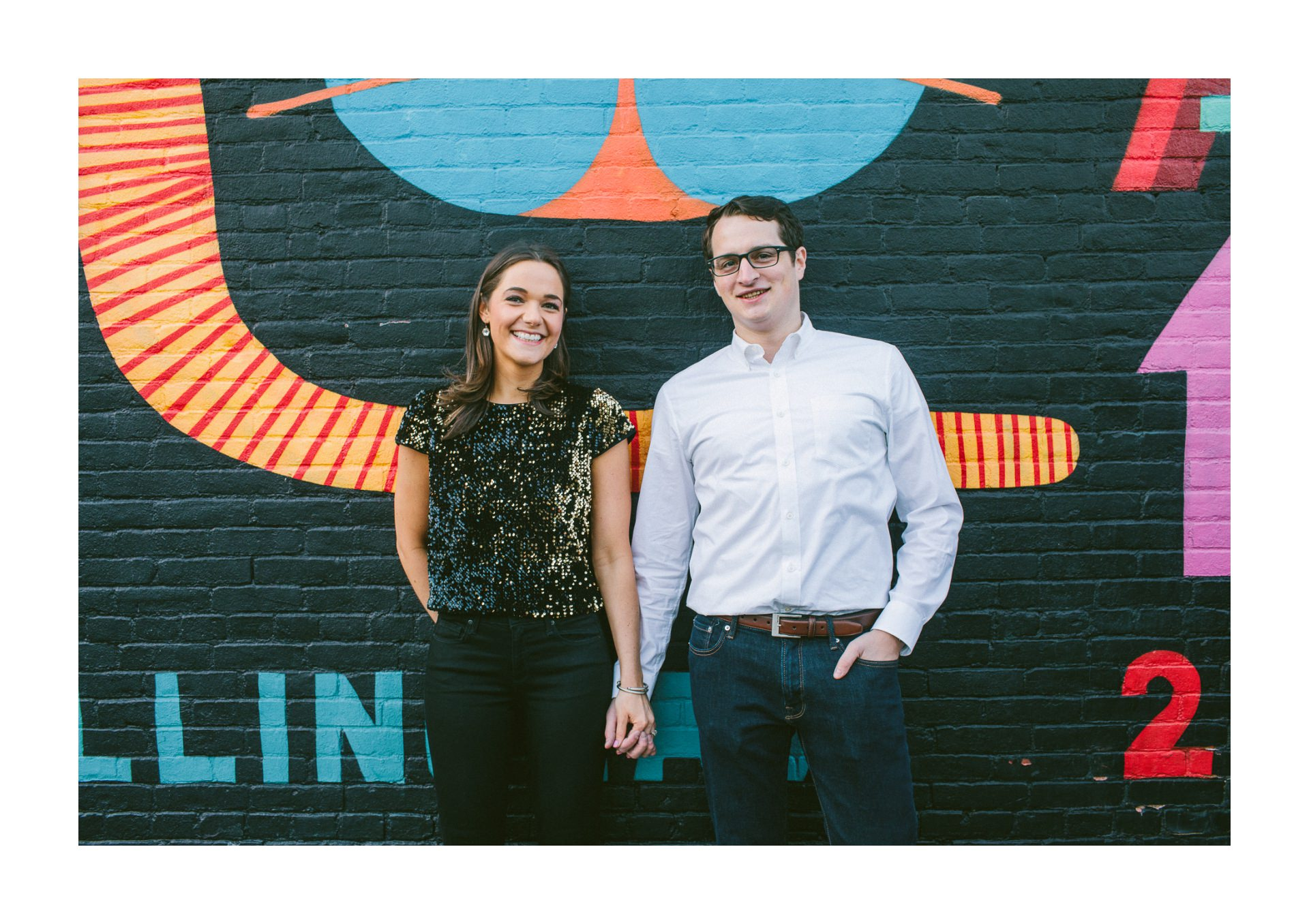 Cleveland Engagement Session on East Fourth 12.jpg