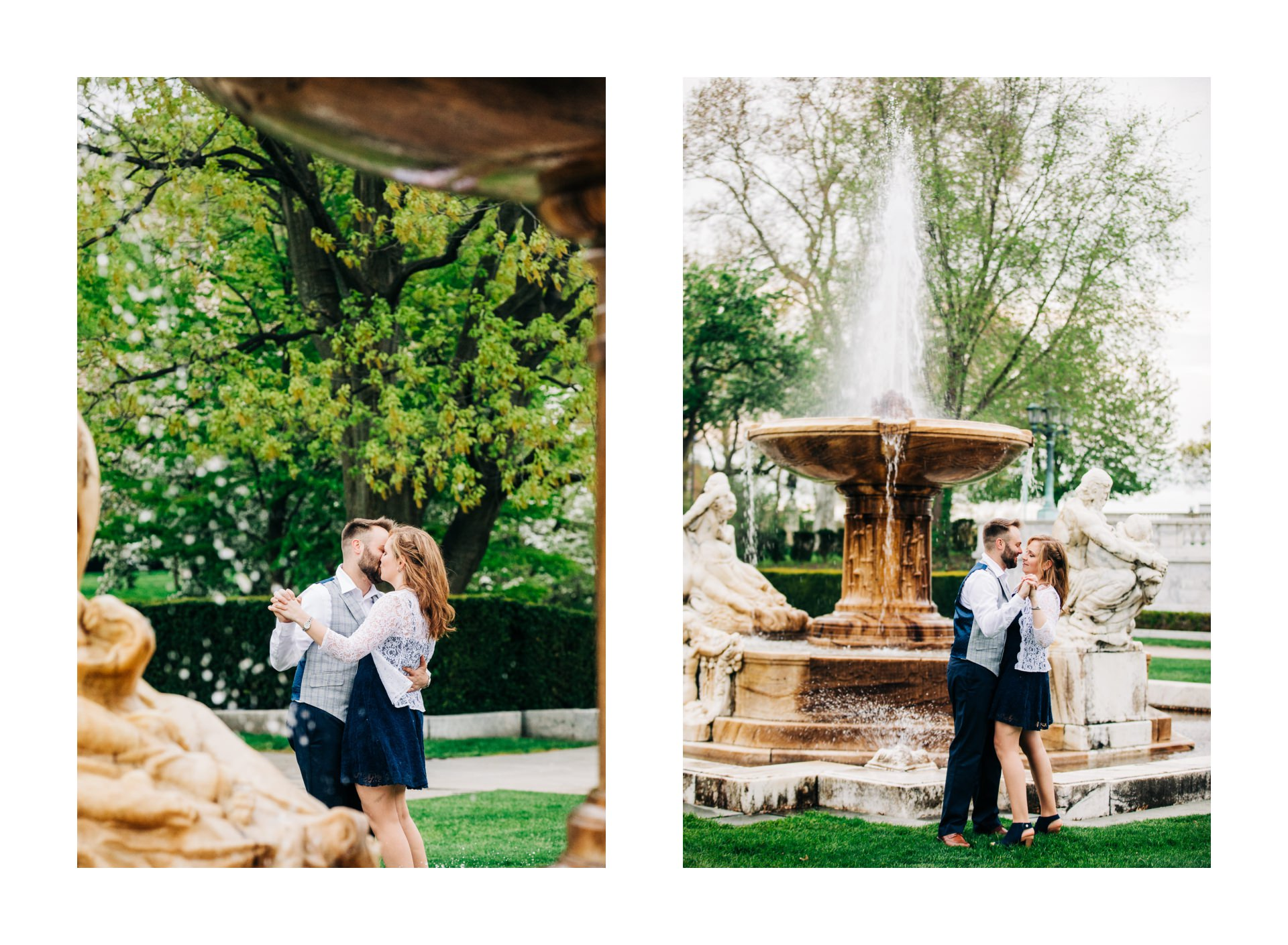 Cleveland Spring Cherry Blossom Engagement Session 12.jpg