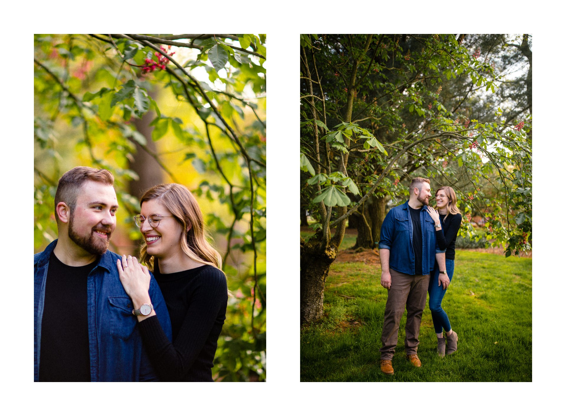 Spring Cleveland Botanical Gardens Engagement Photos 5.jpg
