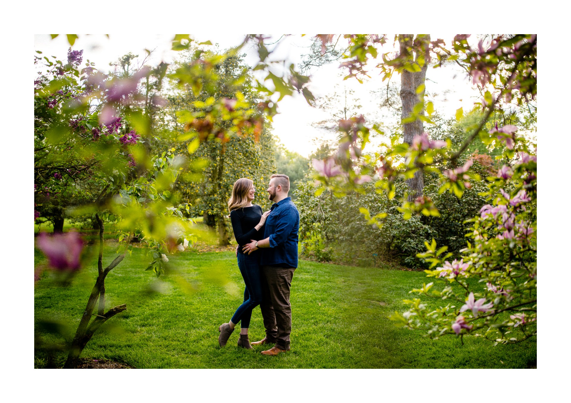 Spring Cleveland Botanical Gardens Engagement Photos 11.jpg