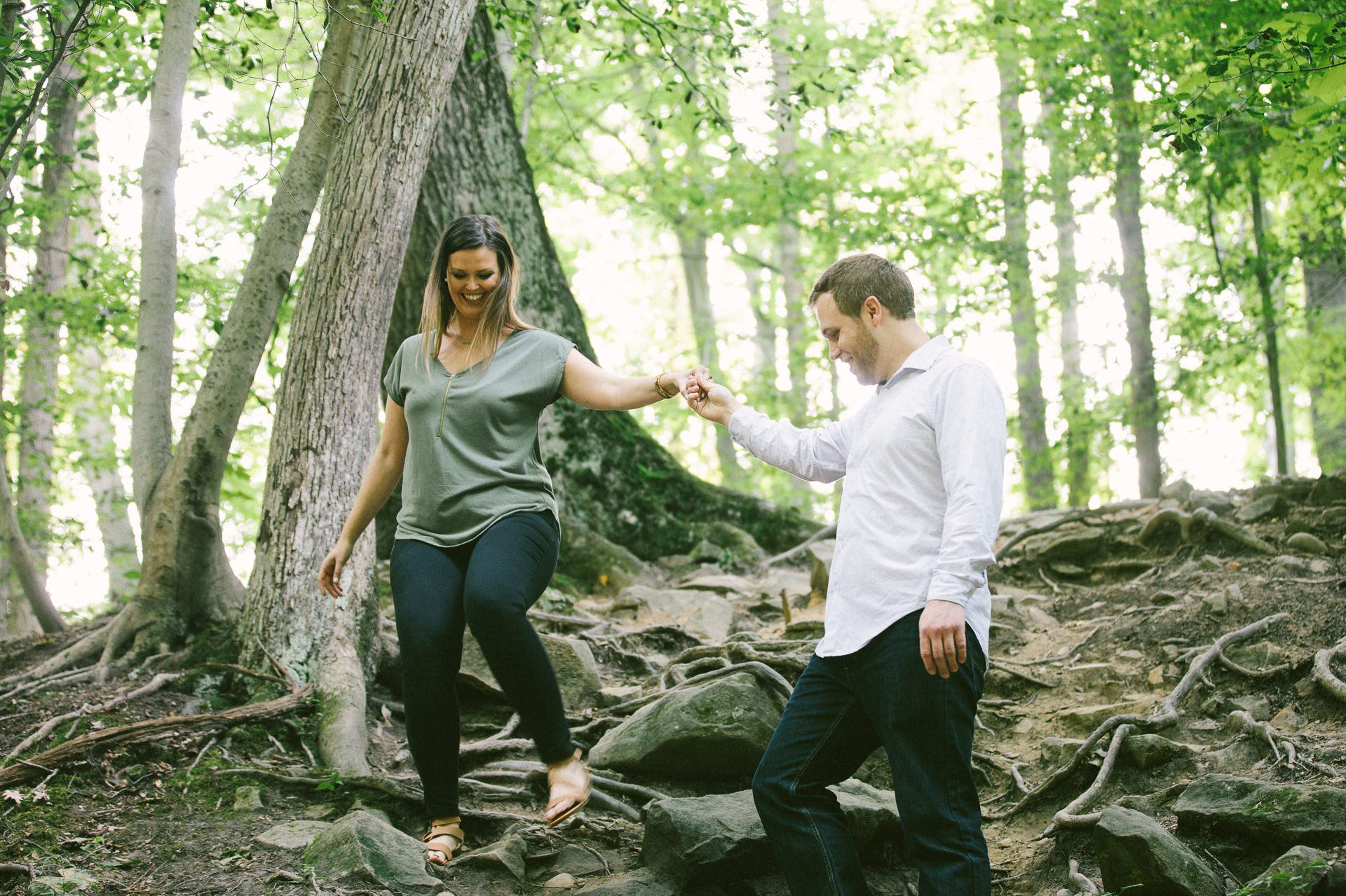 Cuyahoga Valley National Park Engagement Photos 1.jpg