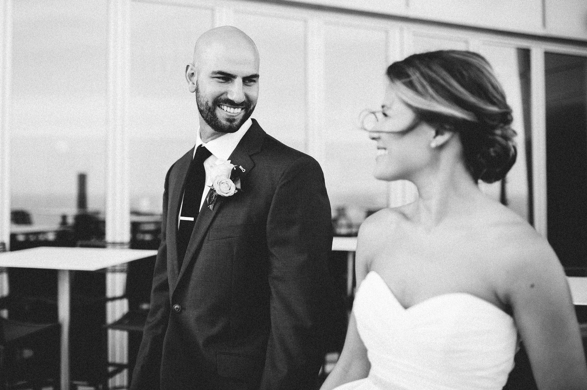 Dowtown Hilton Cleveland Wedding Photographer 1 26.jpg