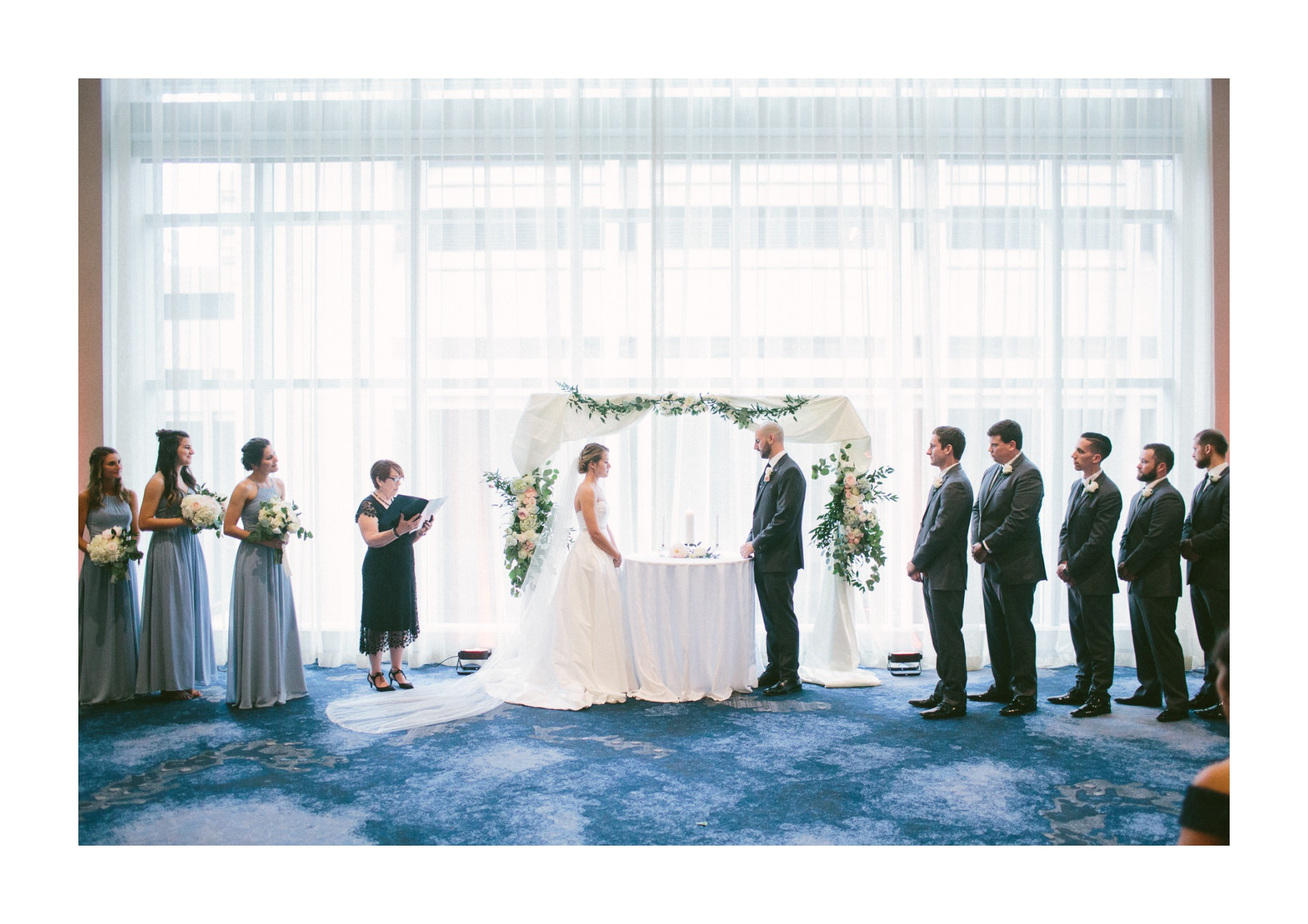Dowtown Hilton Cleveland Wedding Photographer 2 14.jpg