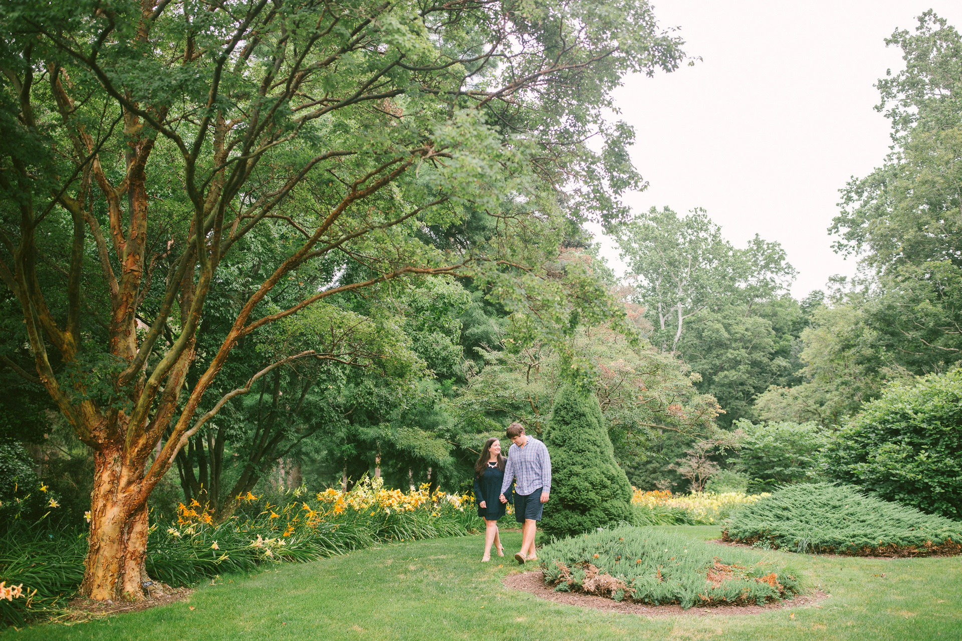Cleveland Botanical Gardens Engagement Photos 12.jpg