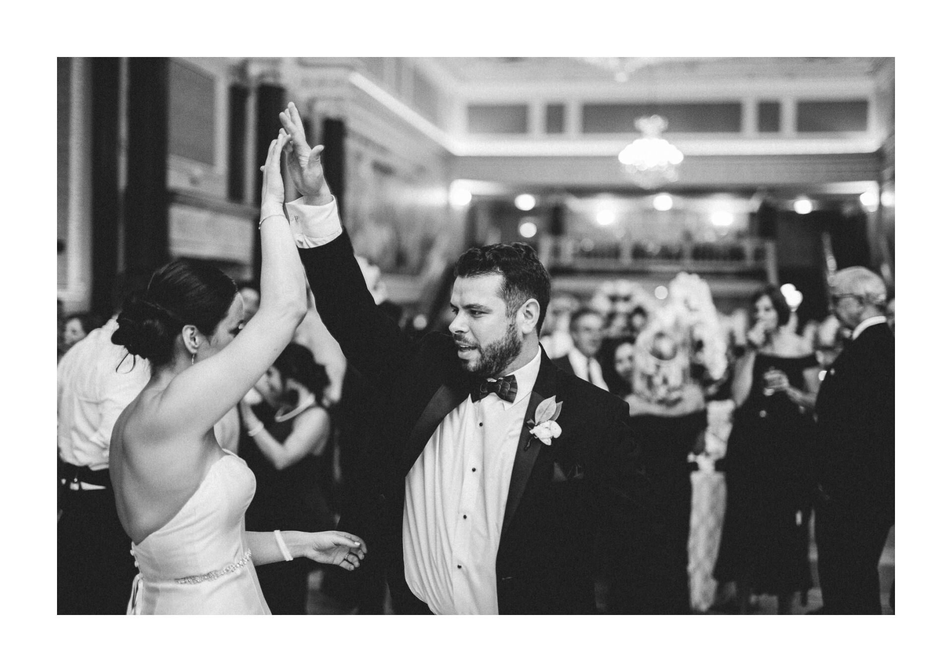 Playhouse State Theater Wedding Photographer in Cleveland 2 43.jpg