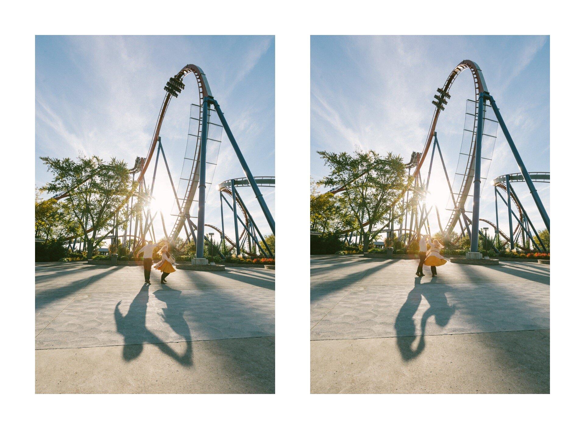 Halloweekends Cedar Point Engagement Photos in Sandusky 4.jpg