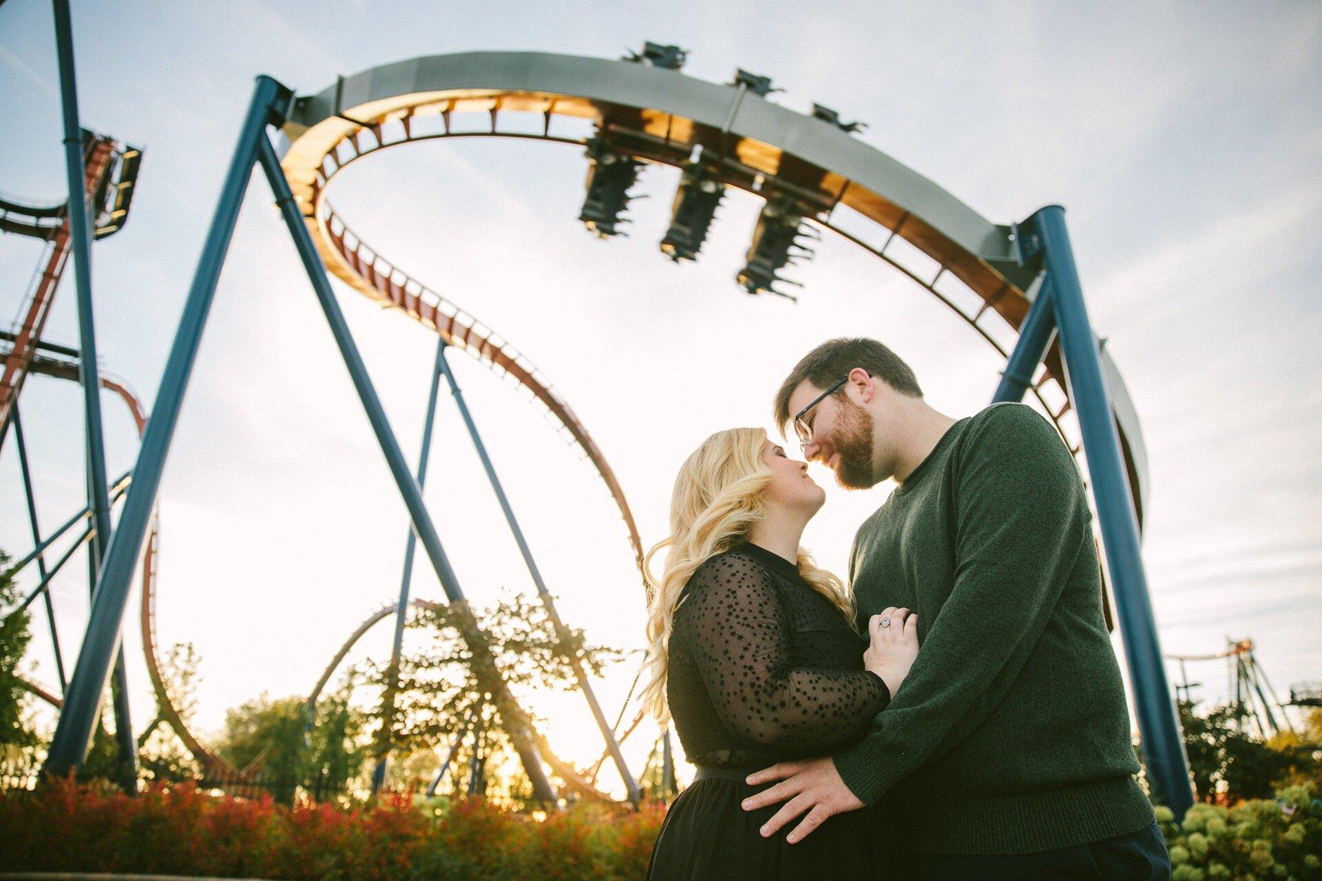 Halloweekends Cedar Point Engagement Photos in Sandusky 18.jpg