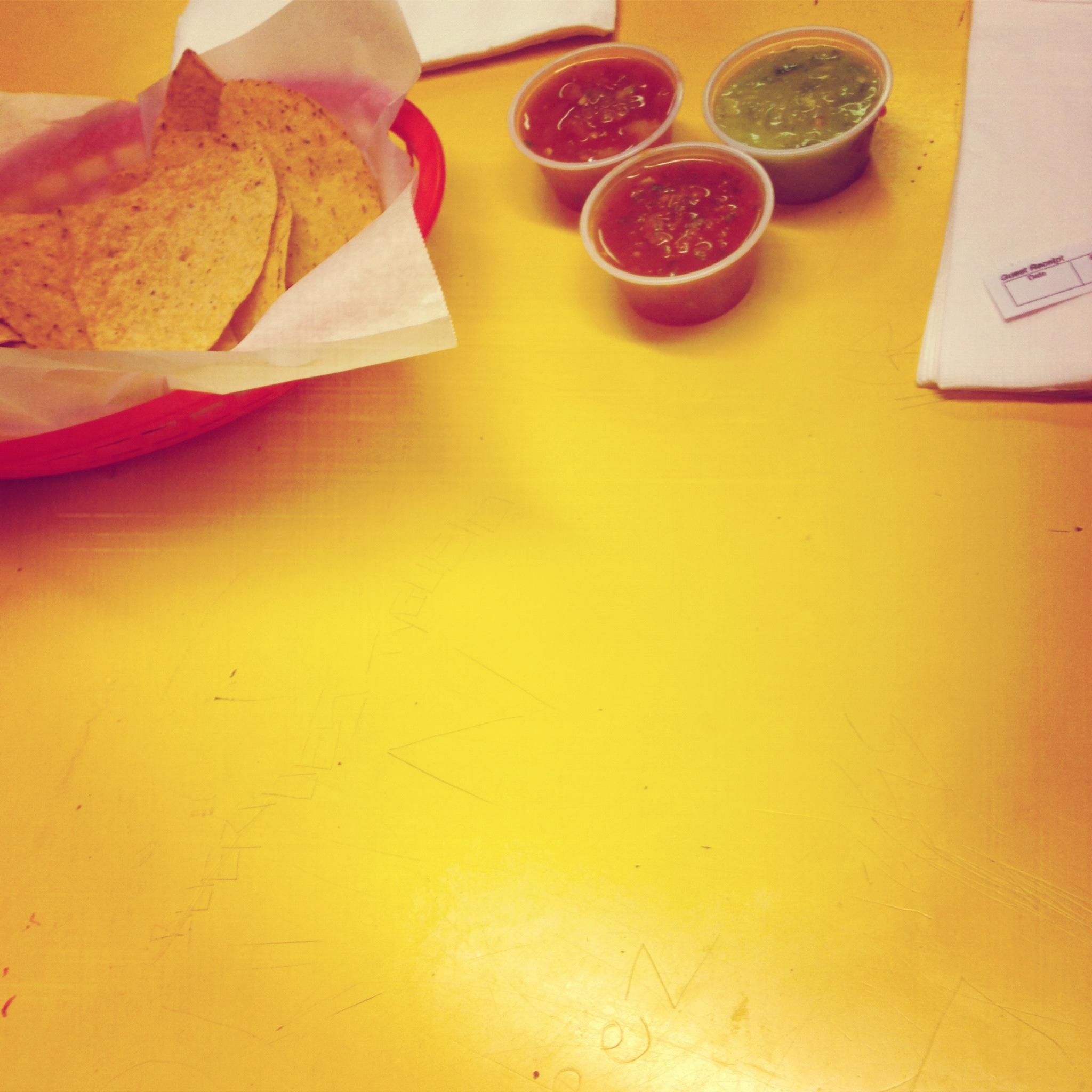 Waiting for Burrito