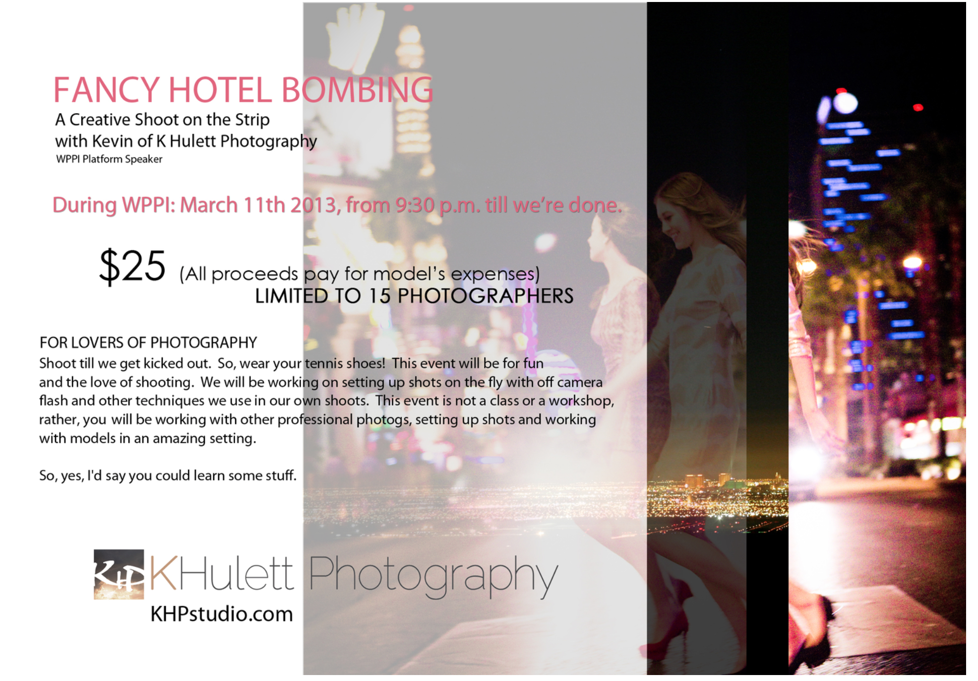 You Heading to WPPI This Year?