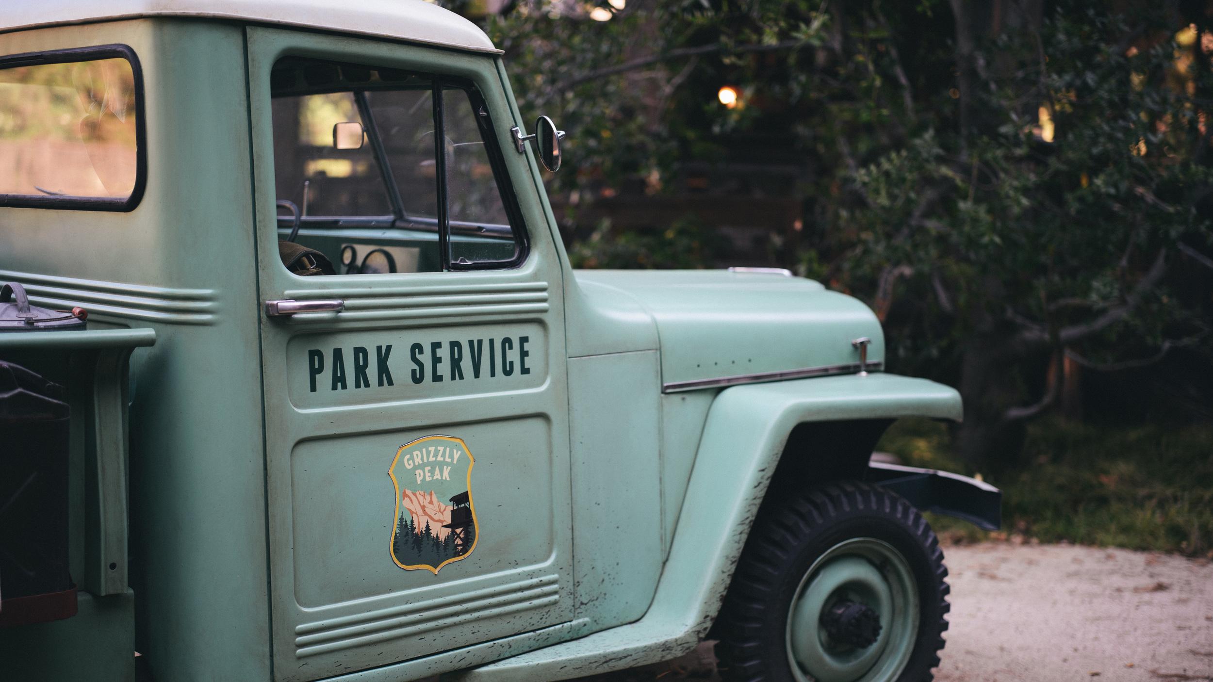 Grizzly Peak Park Service