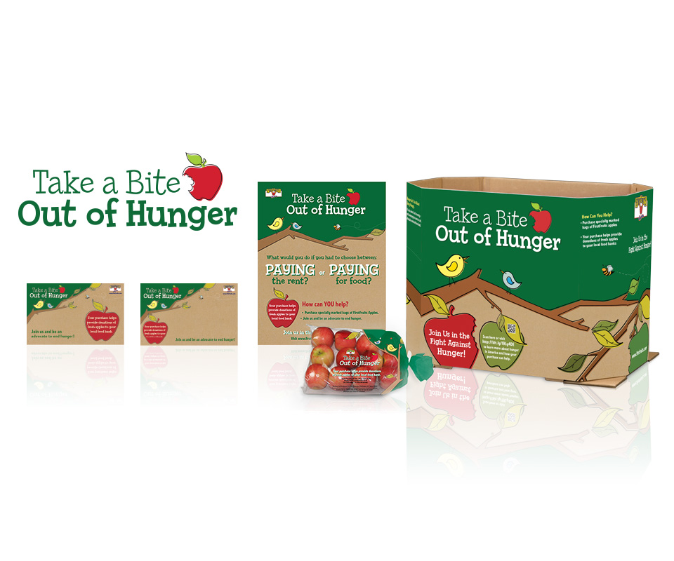 Produce Packaging + Promotional Materials