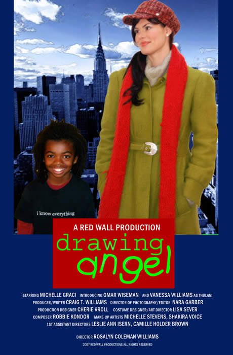 Drawing Angel, Award Winning Short Film