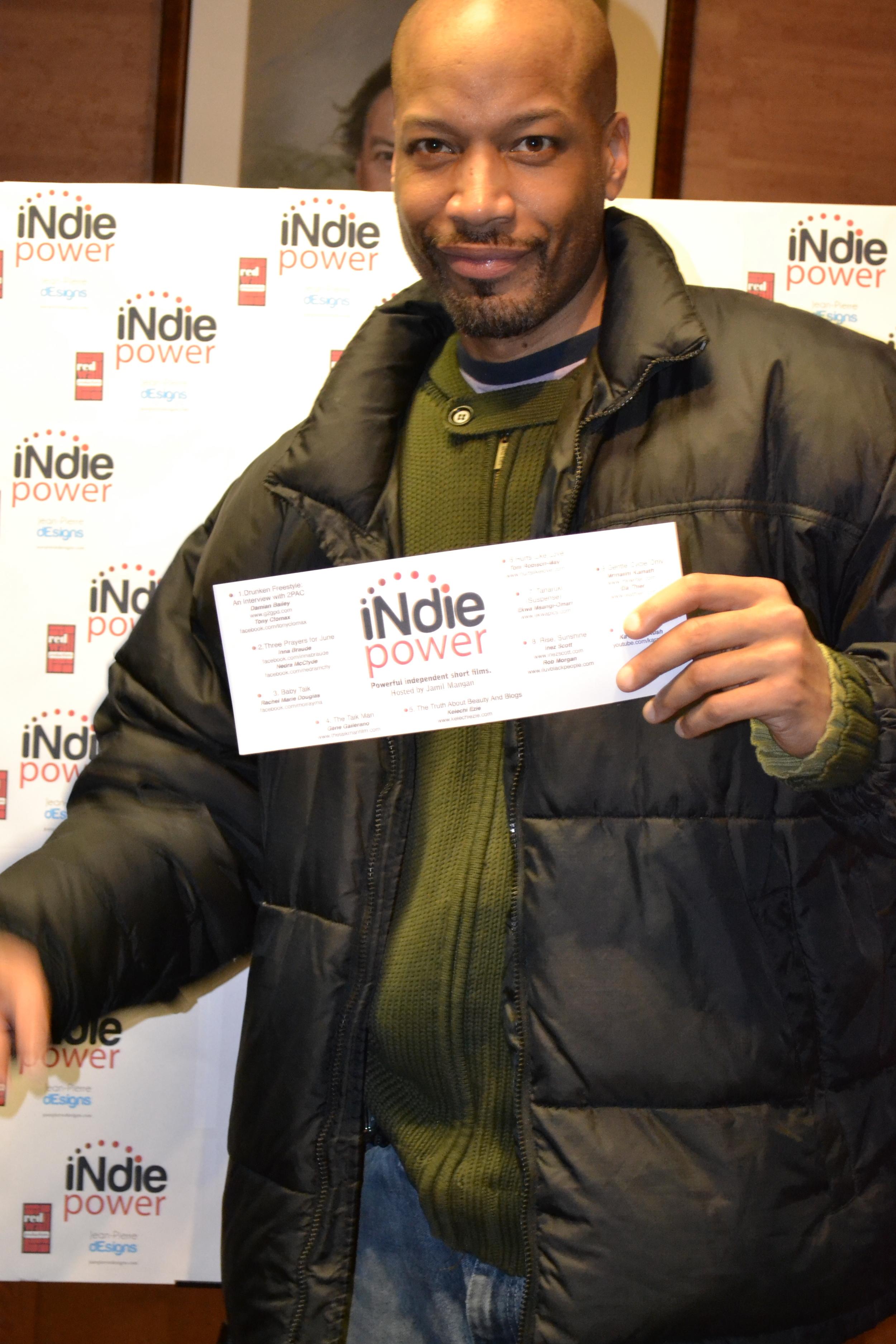 Actor/Filmmaker Erik McKay