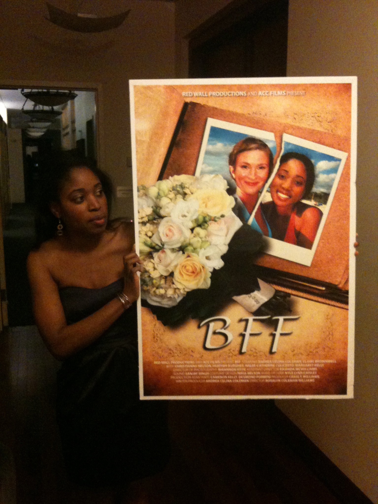 "screening of ""BFF"" star/writer Andrea Coleman"