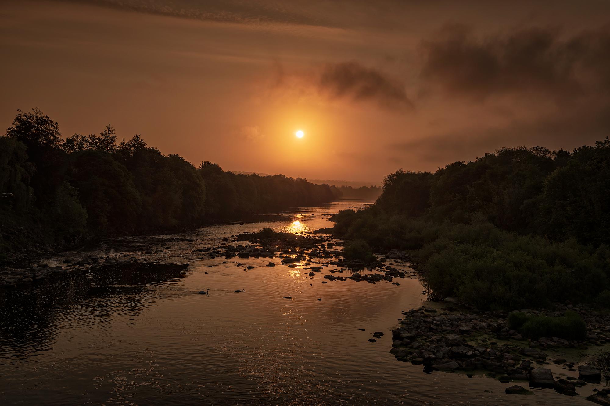 Wylam at Dawn