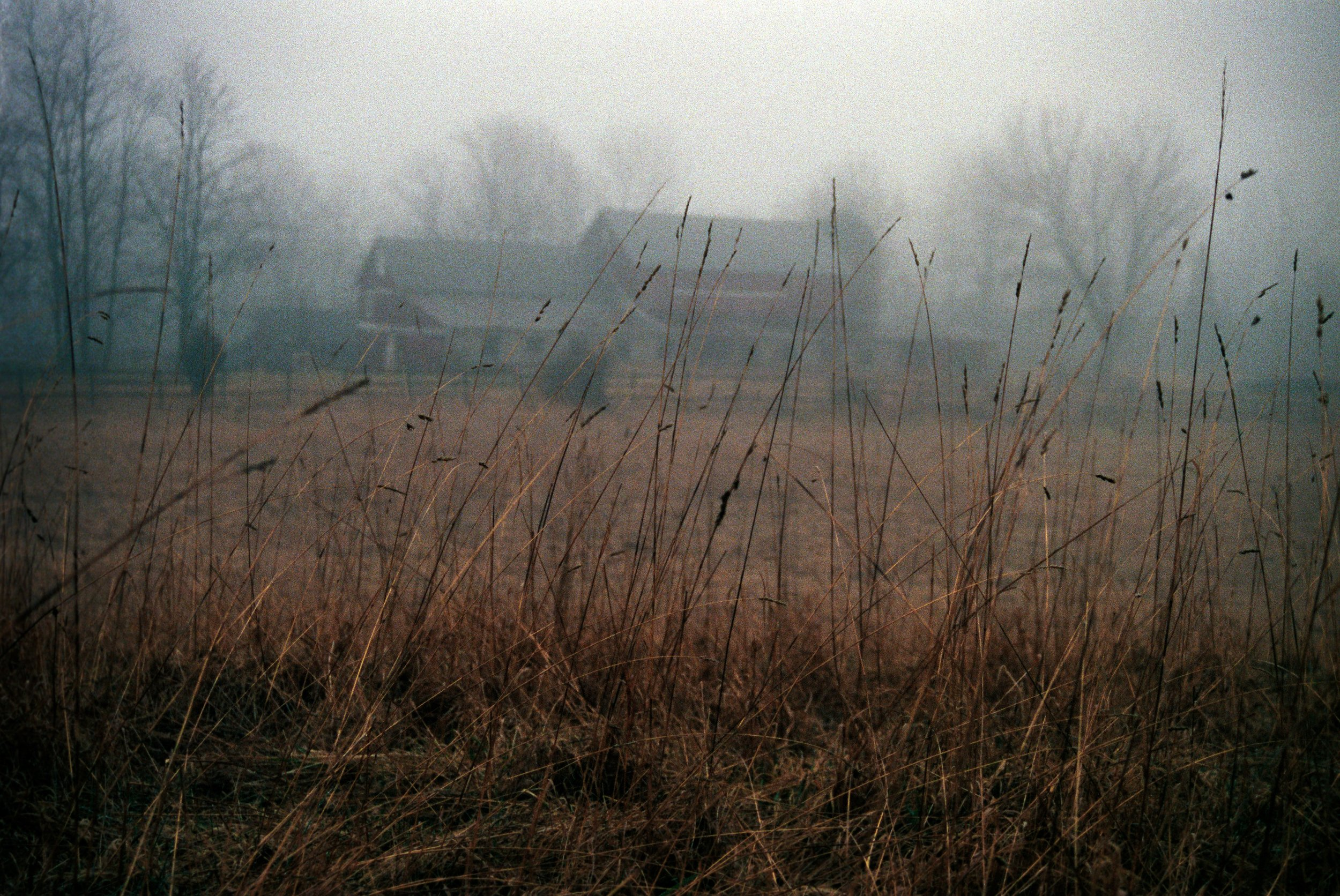Blairstown - Home in the fog 1993