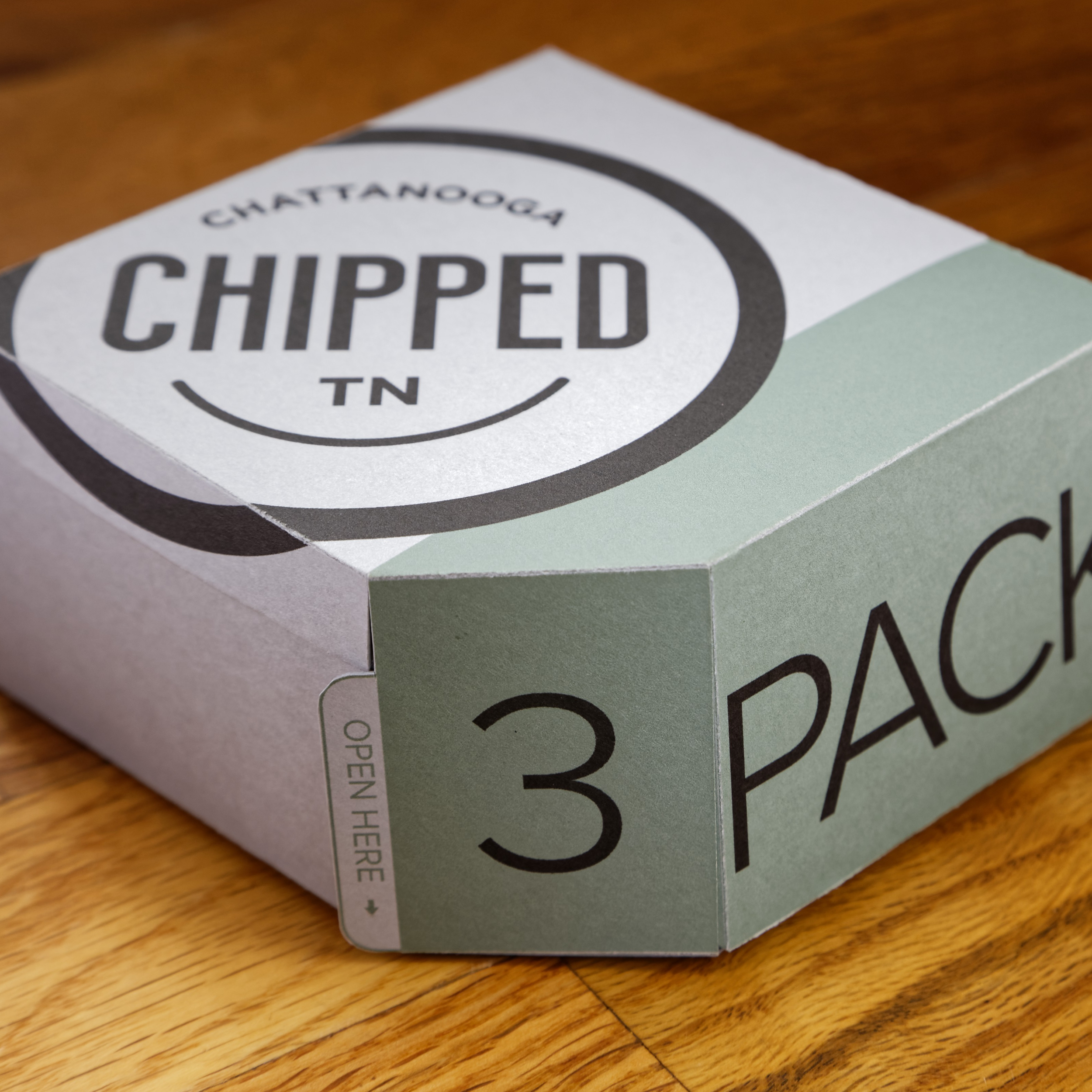 packaging    Chipped    VIEW PROJECT
