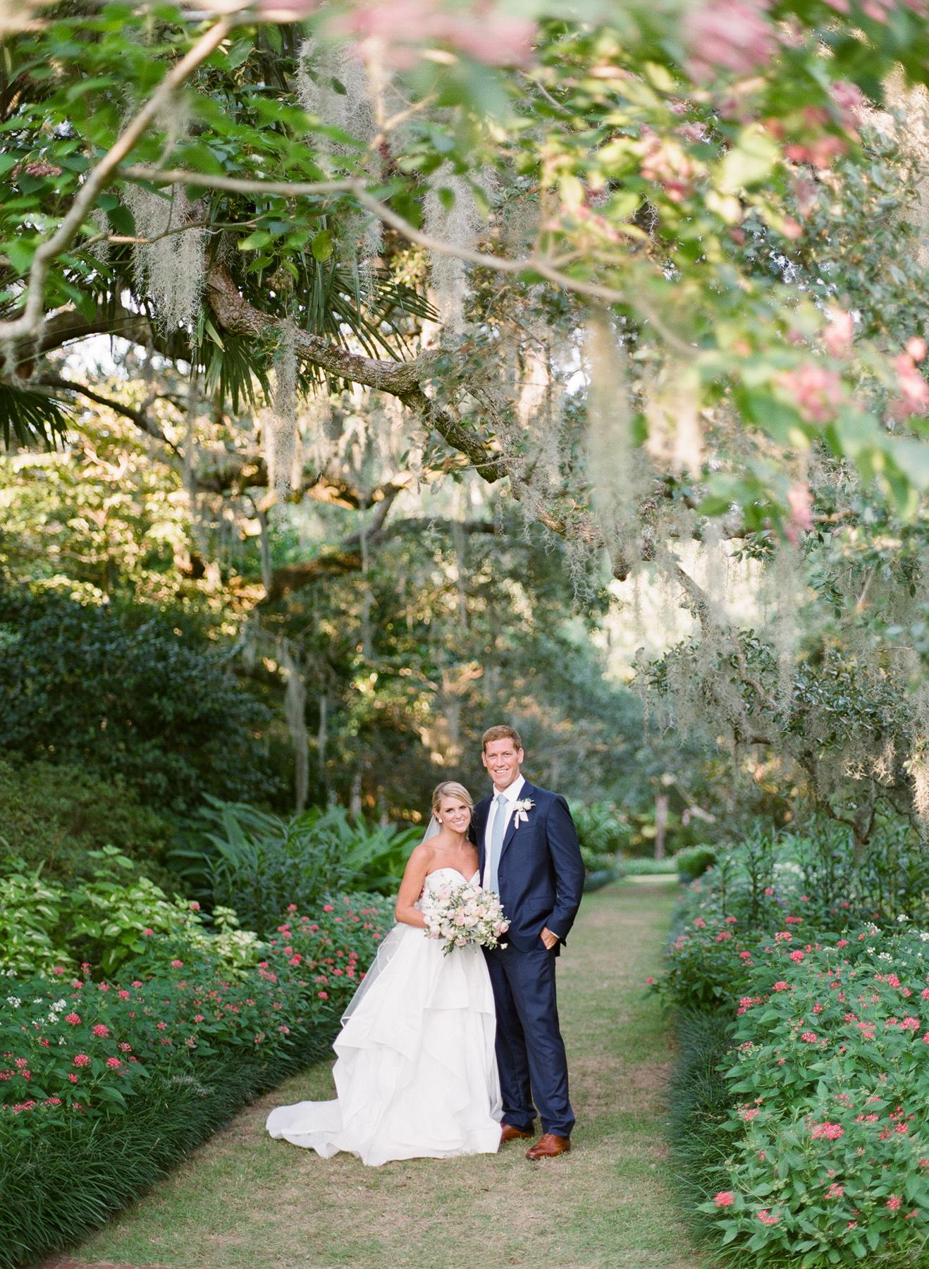 Hilary & Gabe - Airlie Gardens, NC
