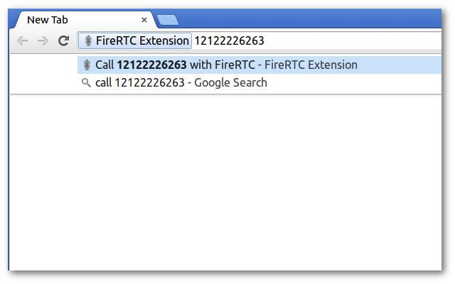 FireRTC Chrome Extension Released — FireRTC - No Nonsense
