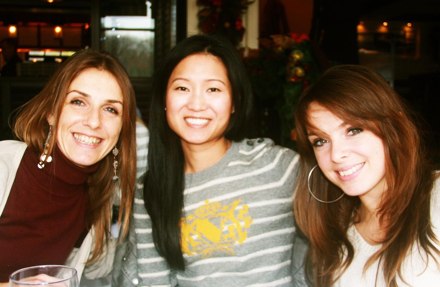 Jessica, Shindy & Alice