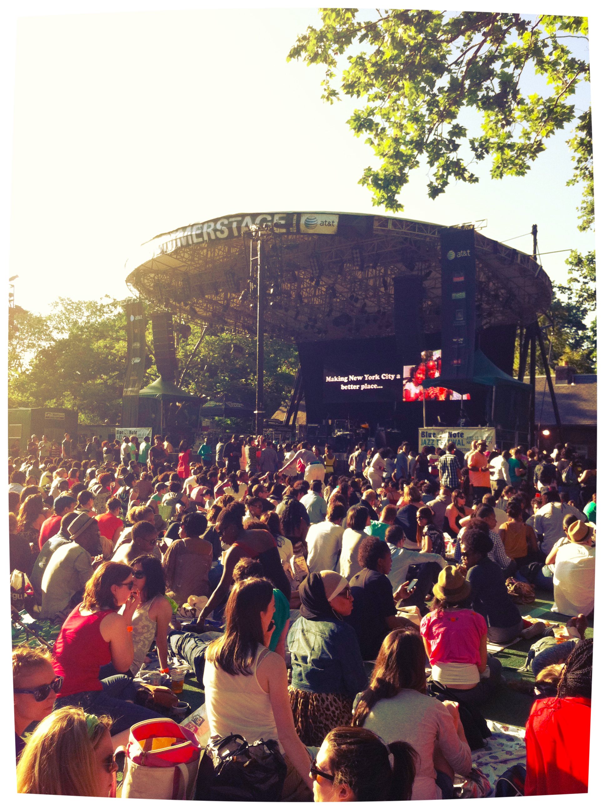Central Park SummerStage, an annual experience