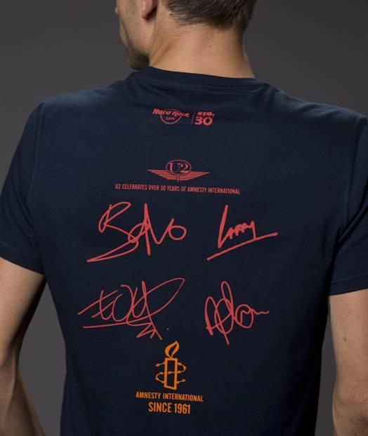 Hard Rock Tee Shirt