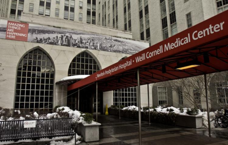 New York Presbyterian/Weill Cornell's Emergency Department /