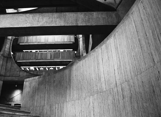 Exeter Library / Louis Kahn